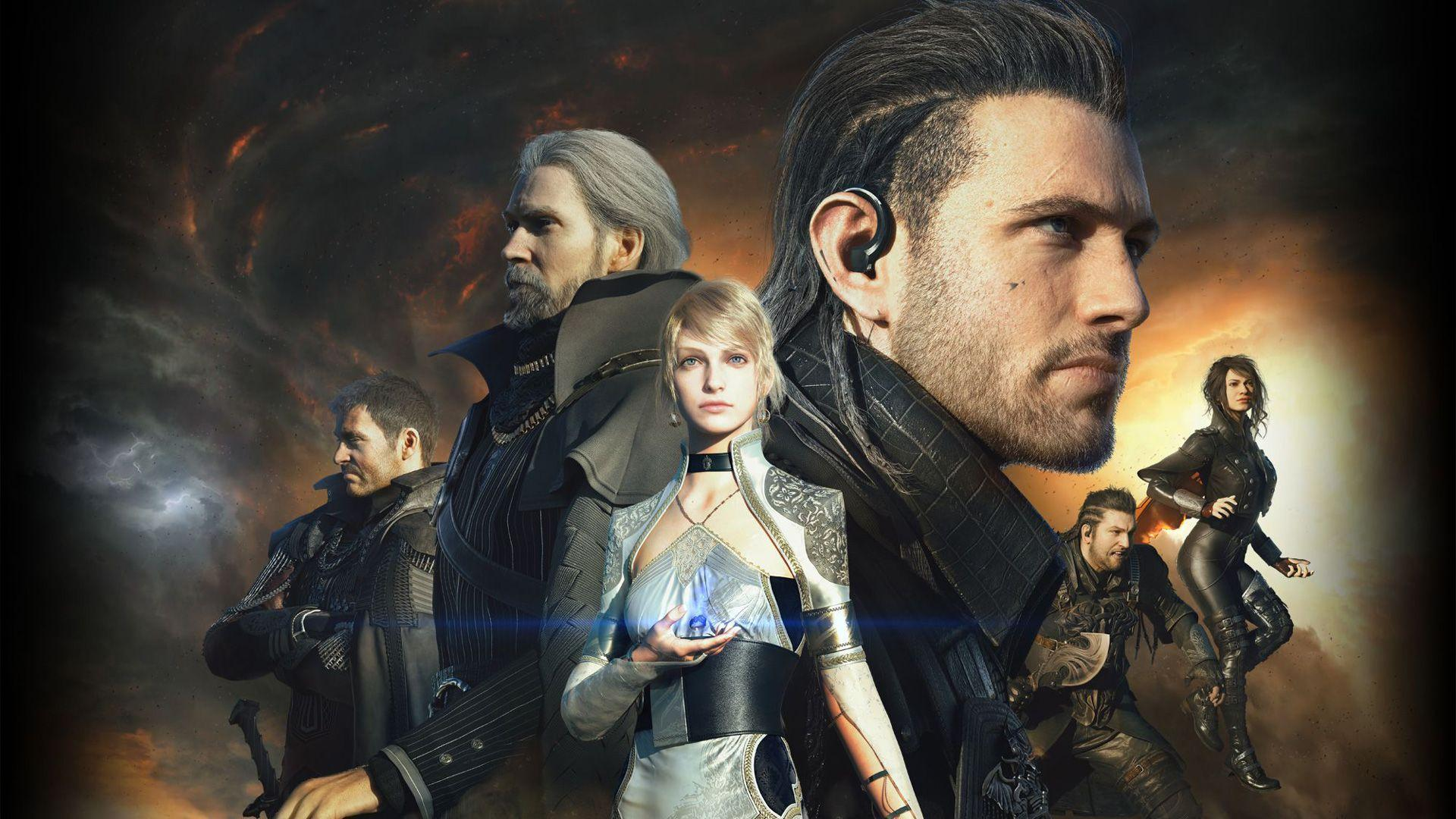 Final Fantasy 15 Pannenset