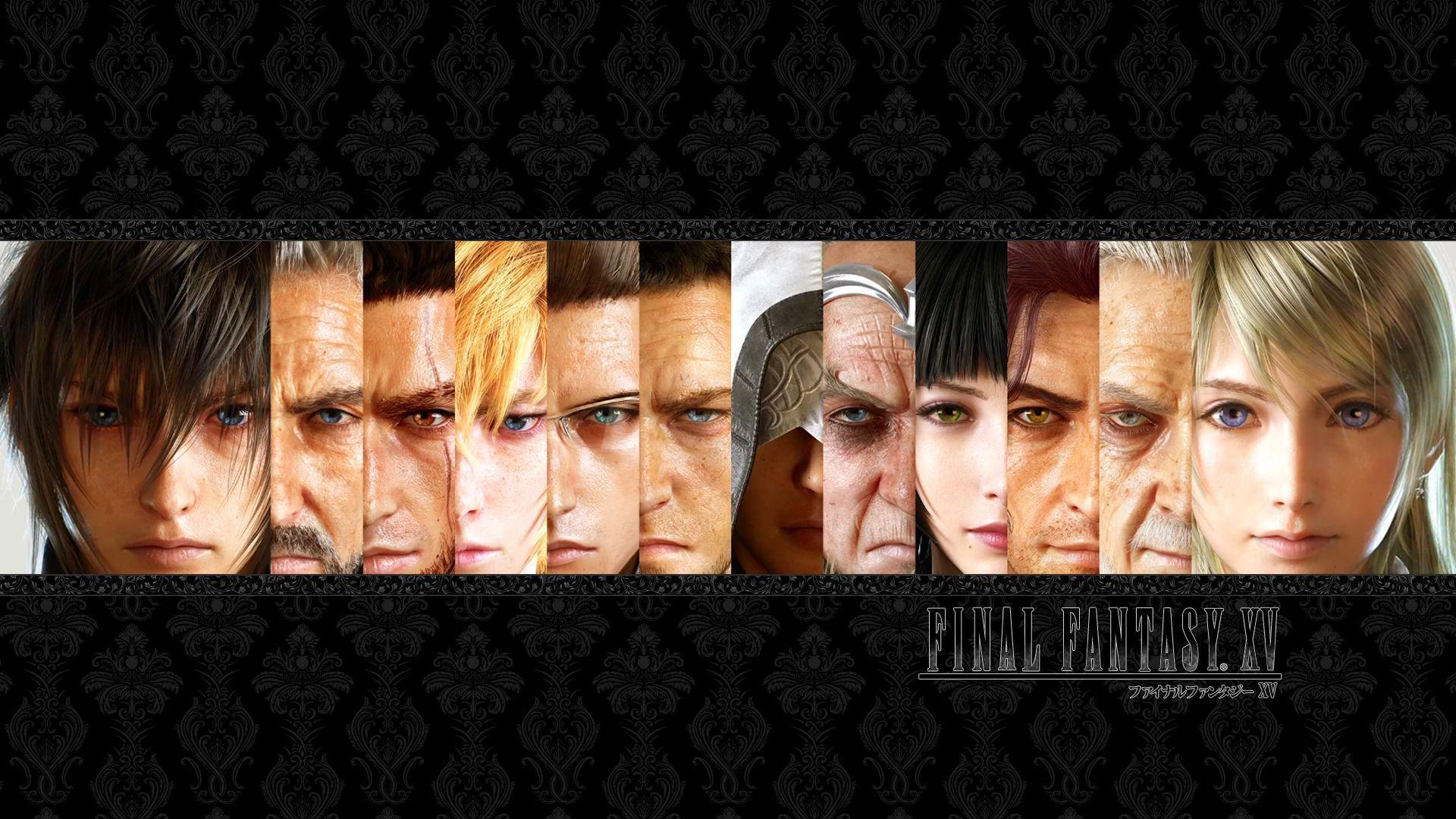 Final Fantasy XV Wallpapers - Wallpaper