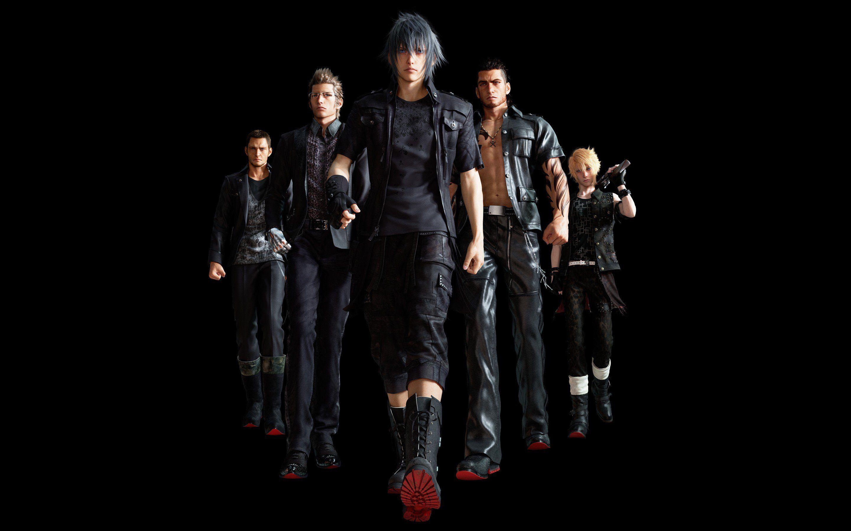 117 Final Fantasy Xv Hd Wallpapers