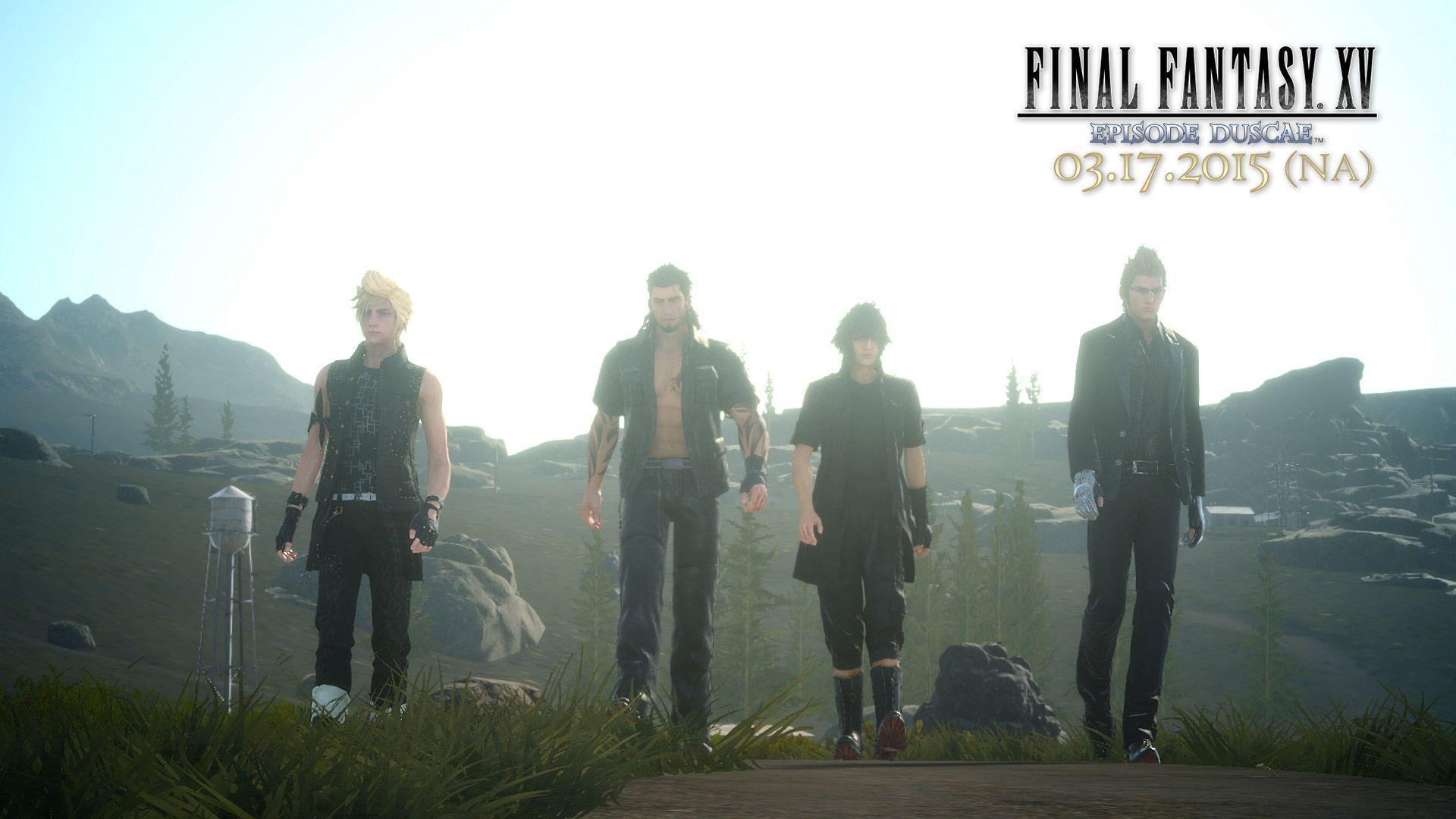 Free Final Fantasy XV Wallpapers in 1920x1080