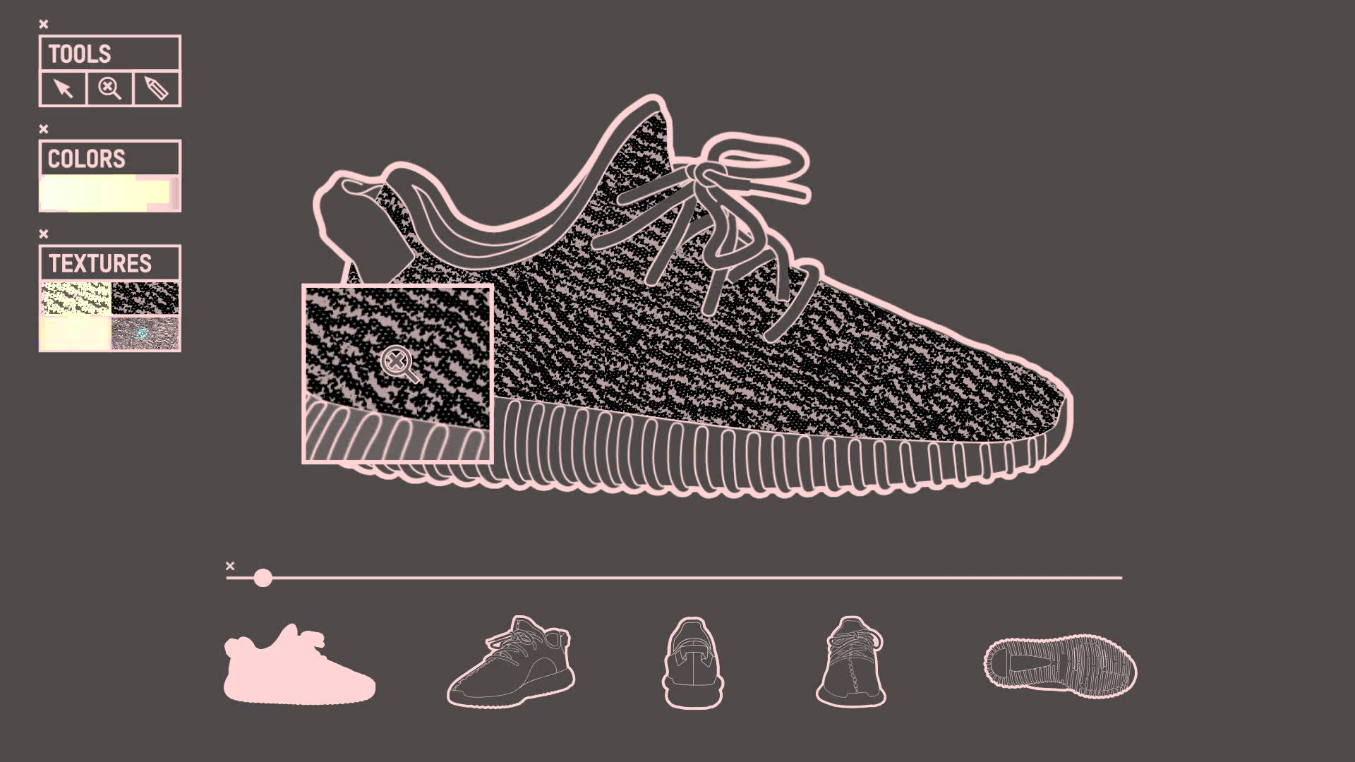79516086304 Adidas Yeezy Boost 350 Black x Kanye West - YouTube