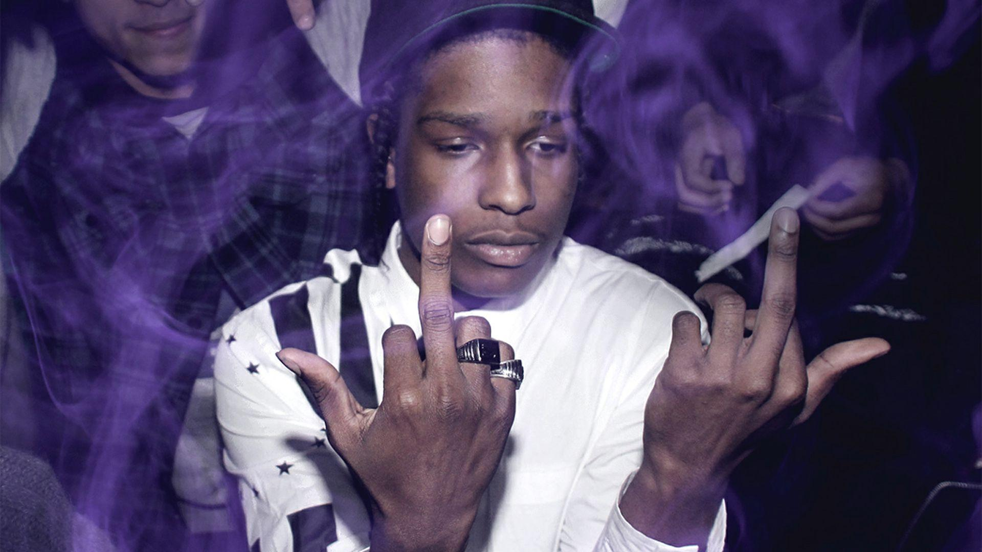 A$AP Rocky Wallpapers - Wallpaper Cave