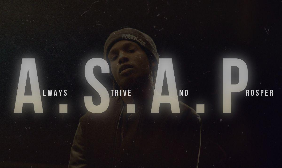 Asap mob wallpapers wallpaper cave - Rocky wallpaper with quotes ...