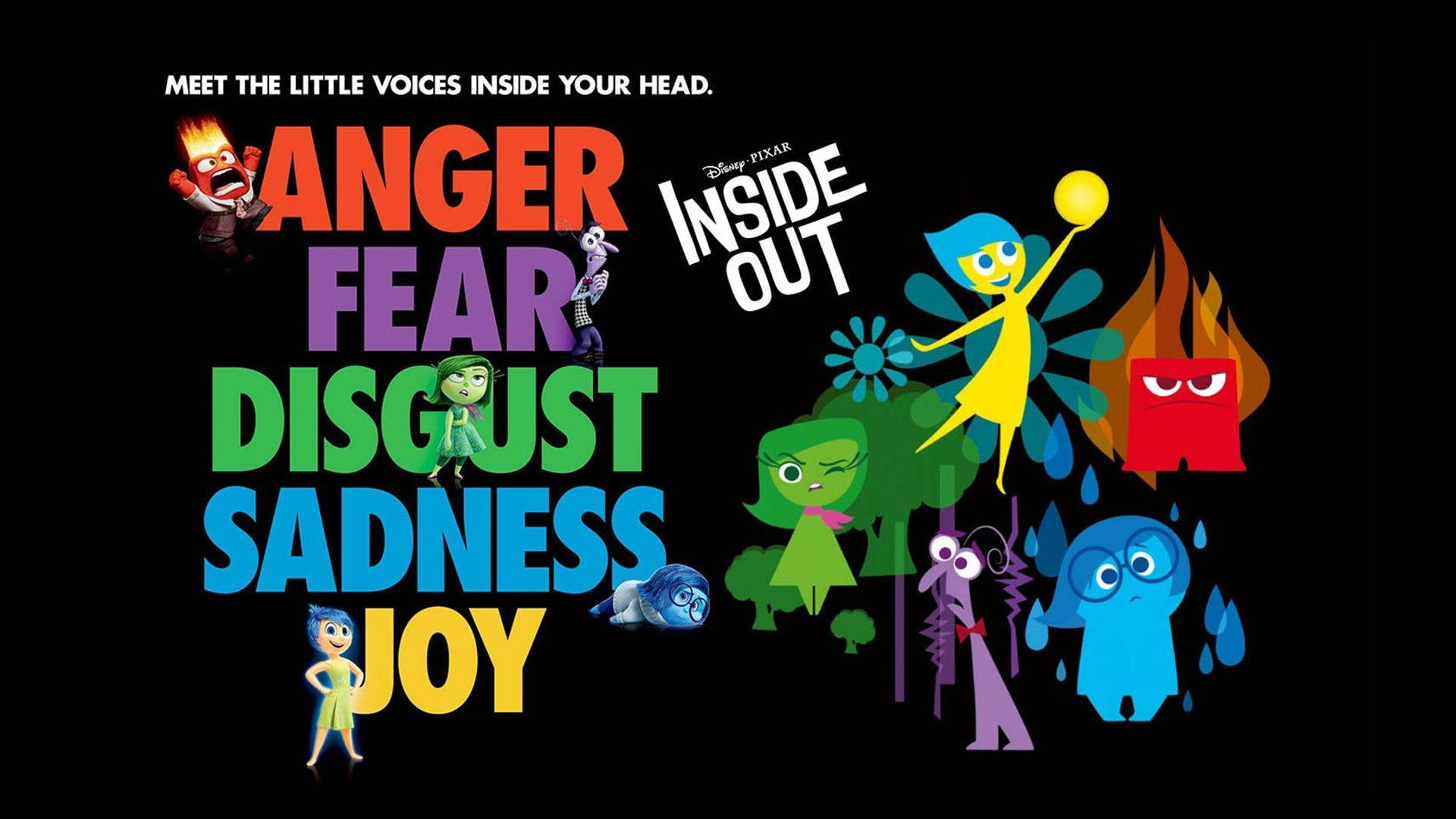 Inside Out Wallpapers Wallpaper Cave