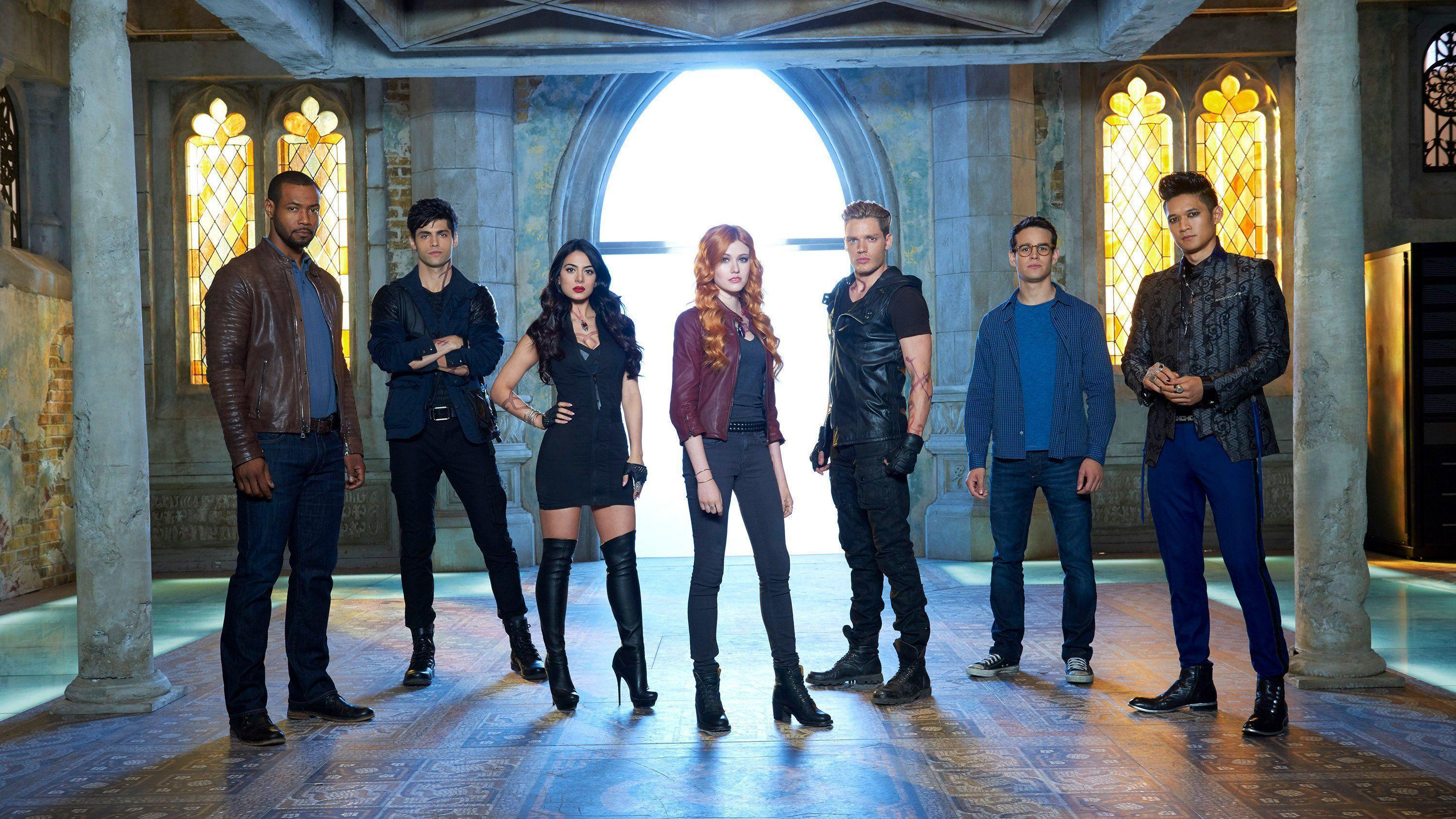 Shadowhunters Wallpaper | Zoni Wallpapers