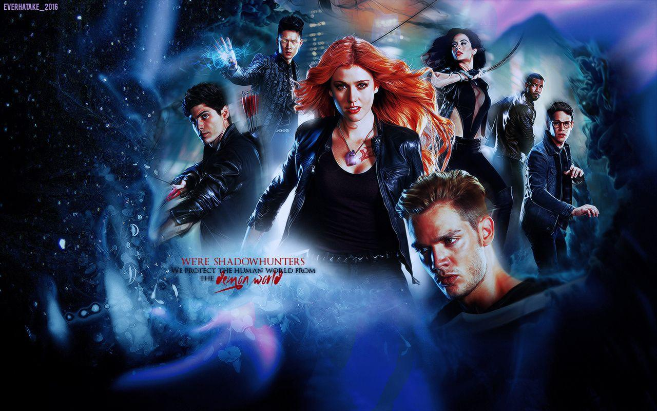 Were Shadowhunters by EverHatake on DeviantArt