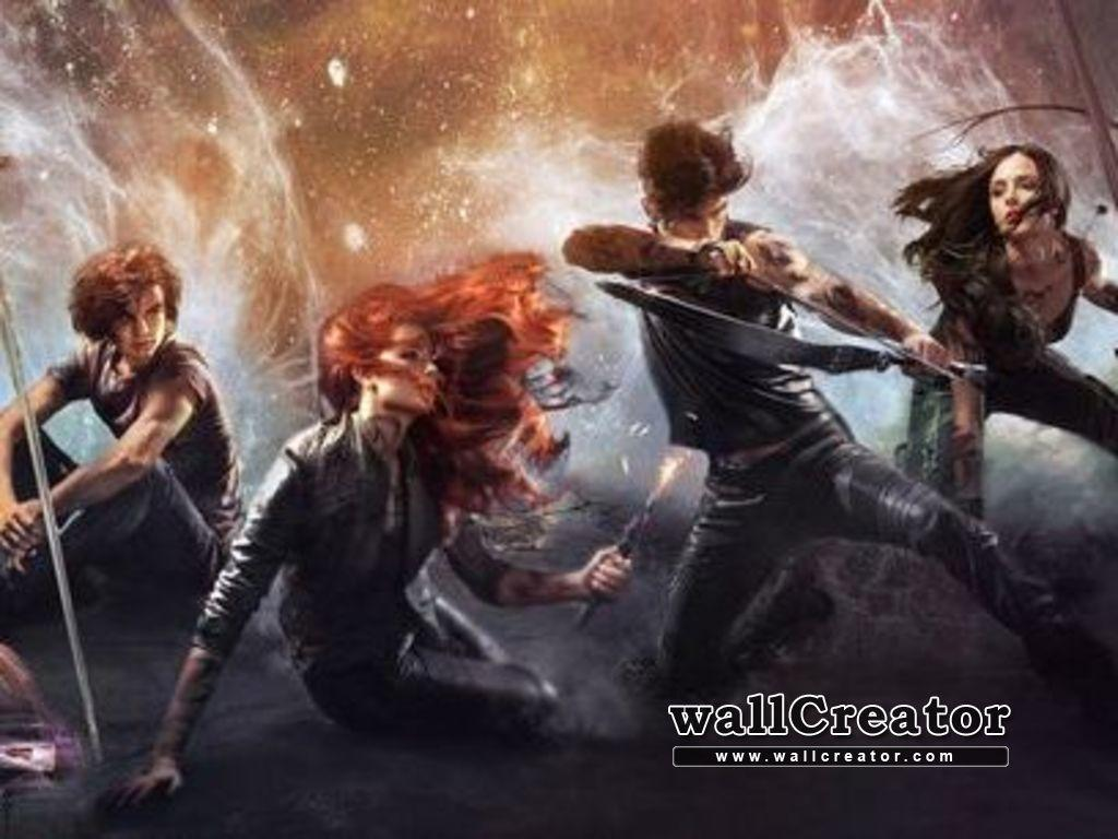 shadowhunters - 1366 / 768 Wallpaper
