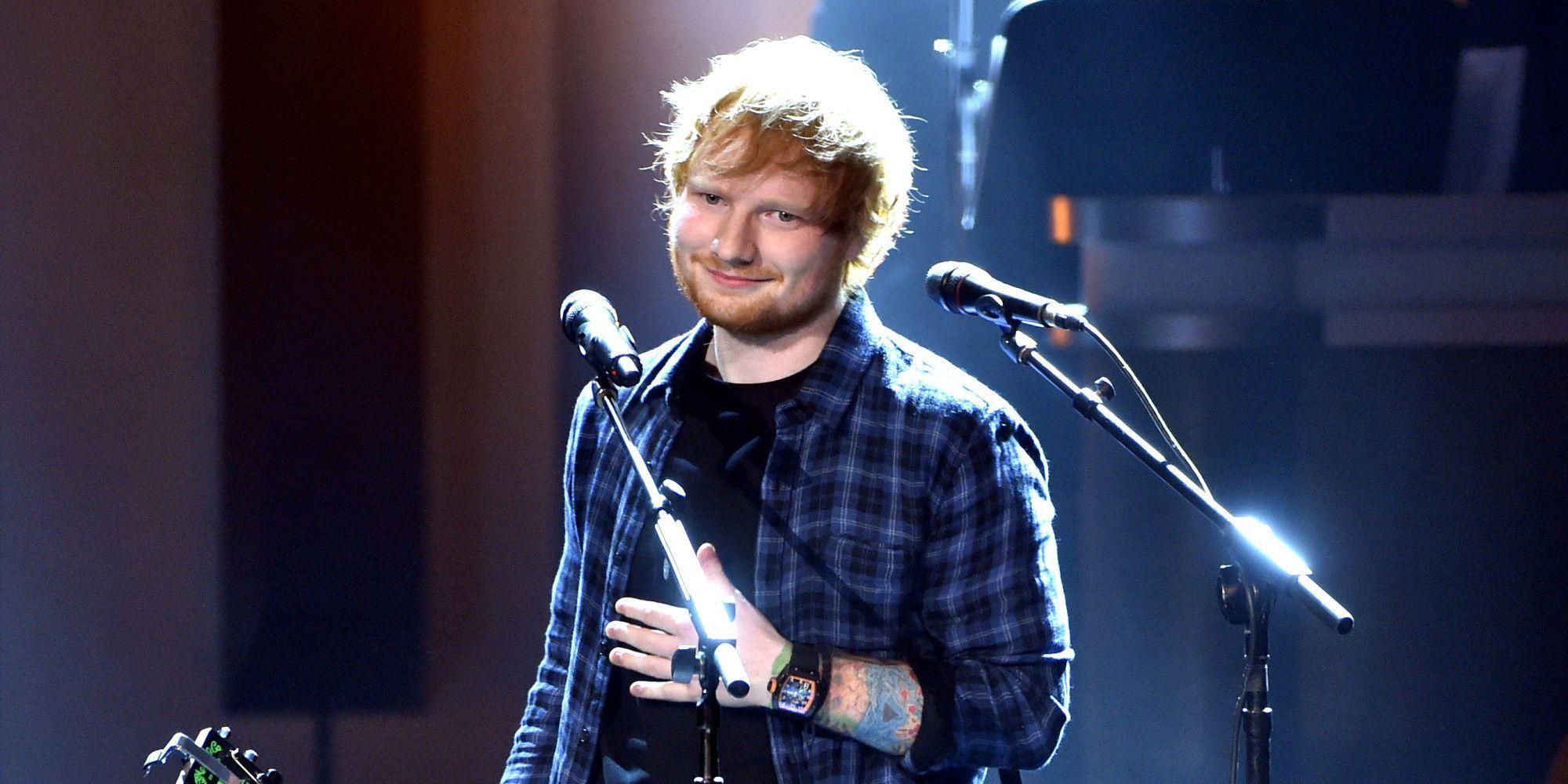 Ed Sheeran Wallpapers - Wallpaper Cave