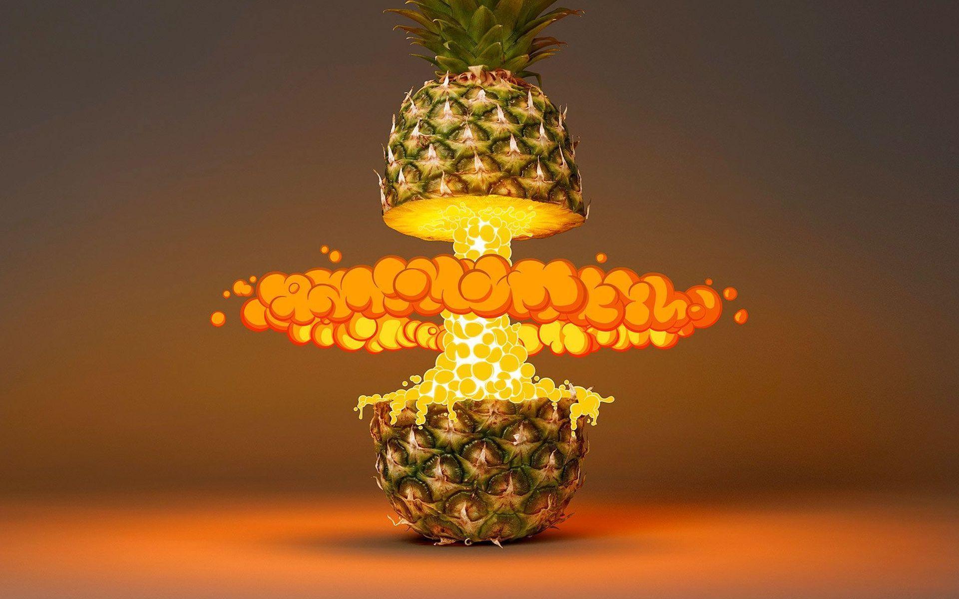 pineapple desktop wallpaper - photo #21