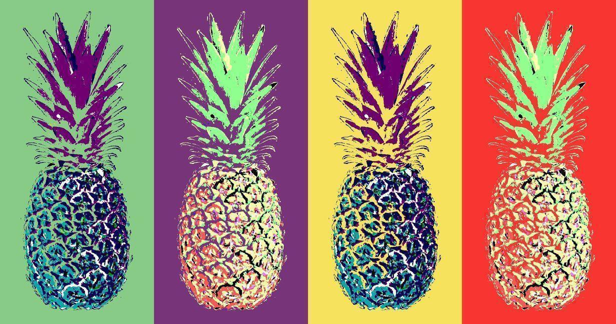 pineapple desktop wallpaper - photo #12
