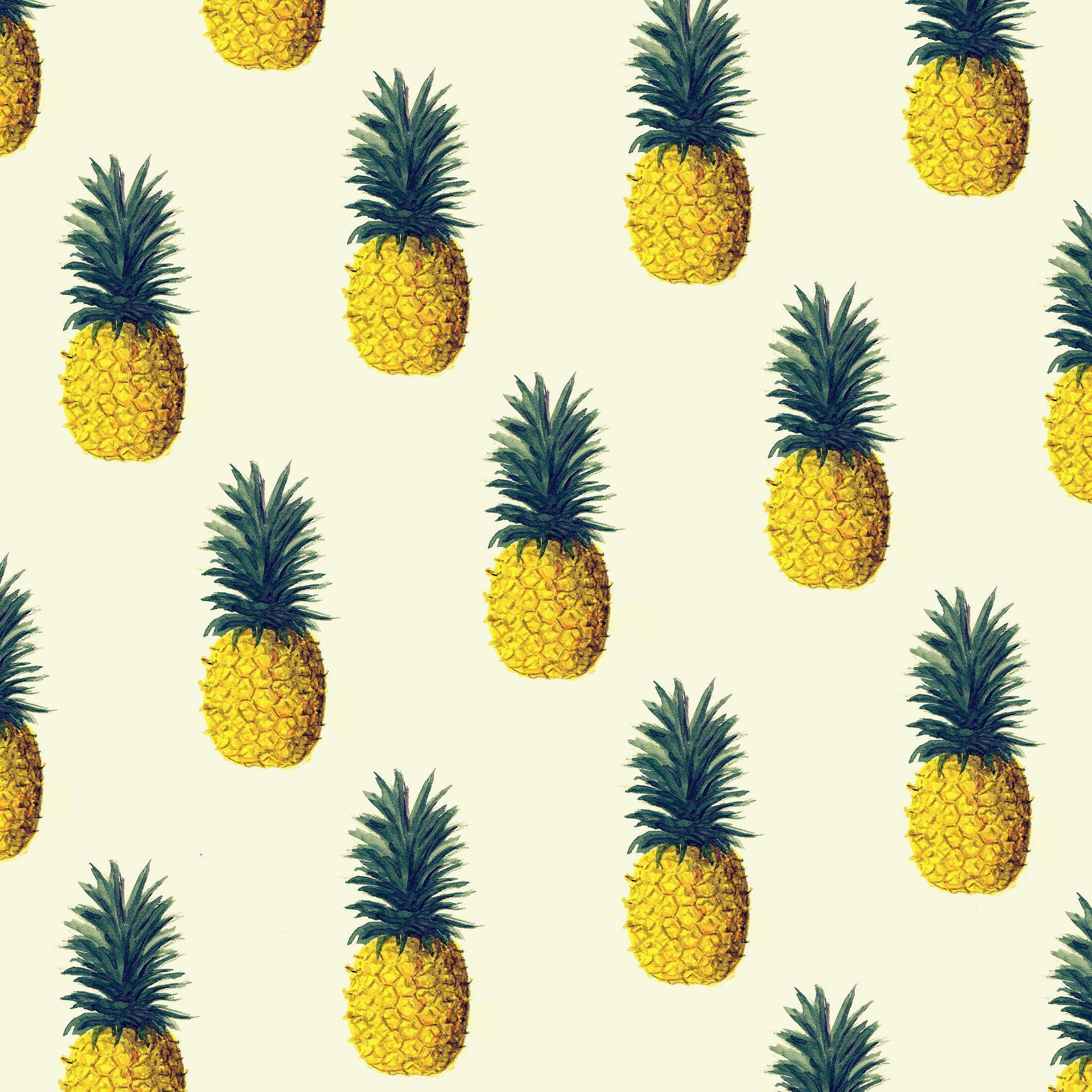 Pineapple Wallpapers - Wallpaper Cave