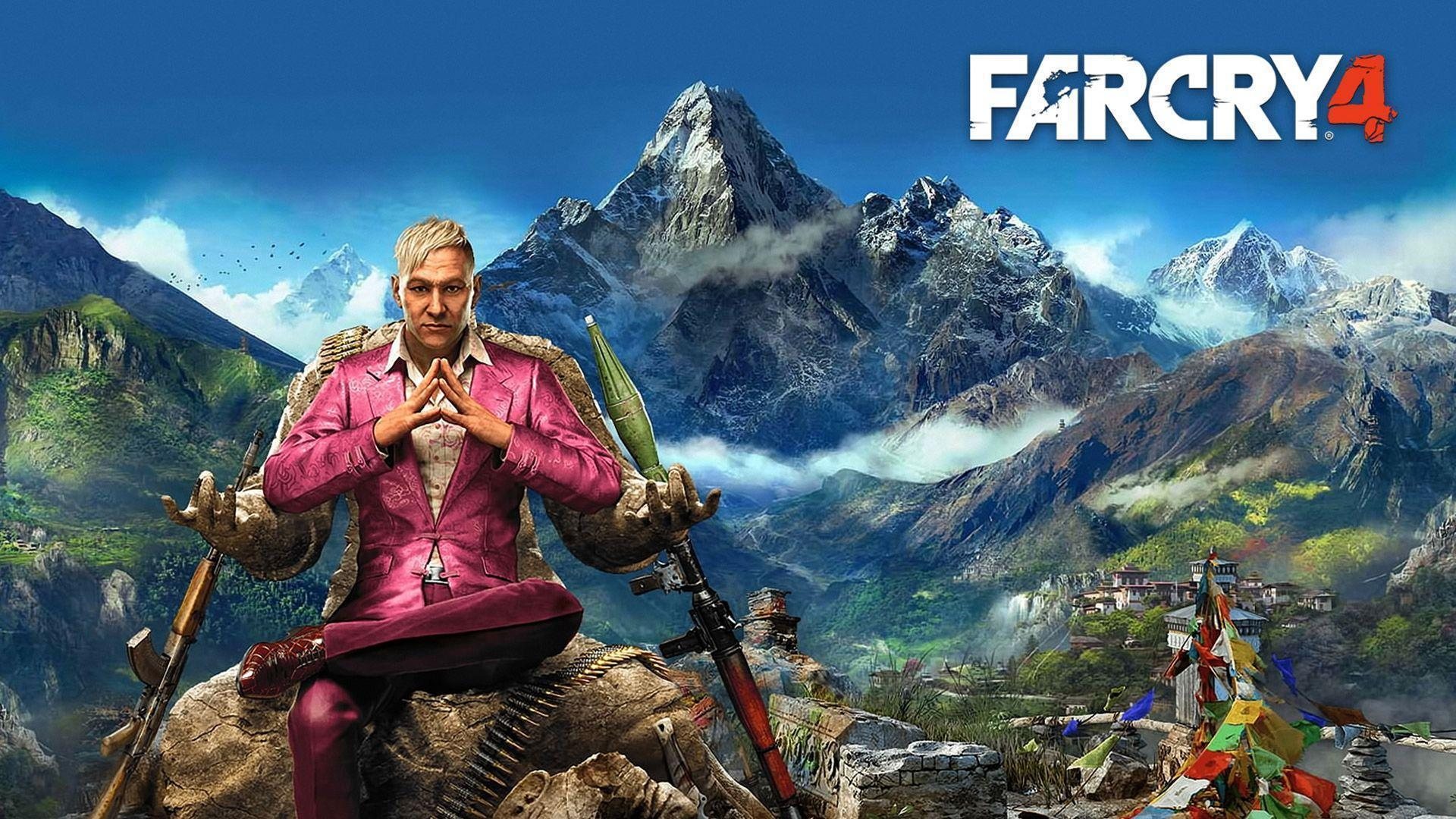 Far Cry 4 Wallpaper Elephant: Far Cry 4 Wallpapers