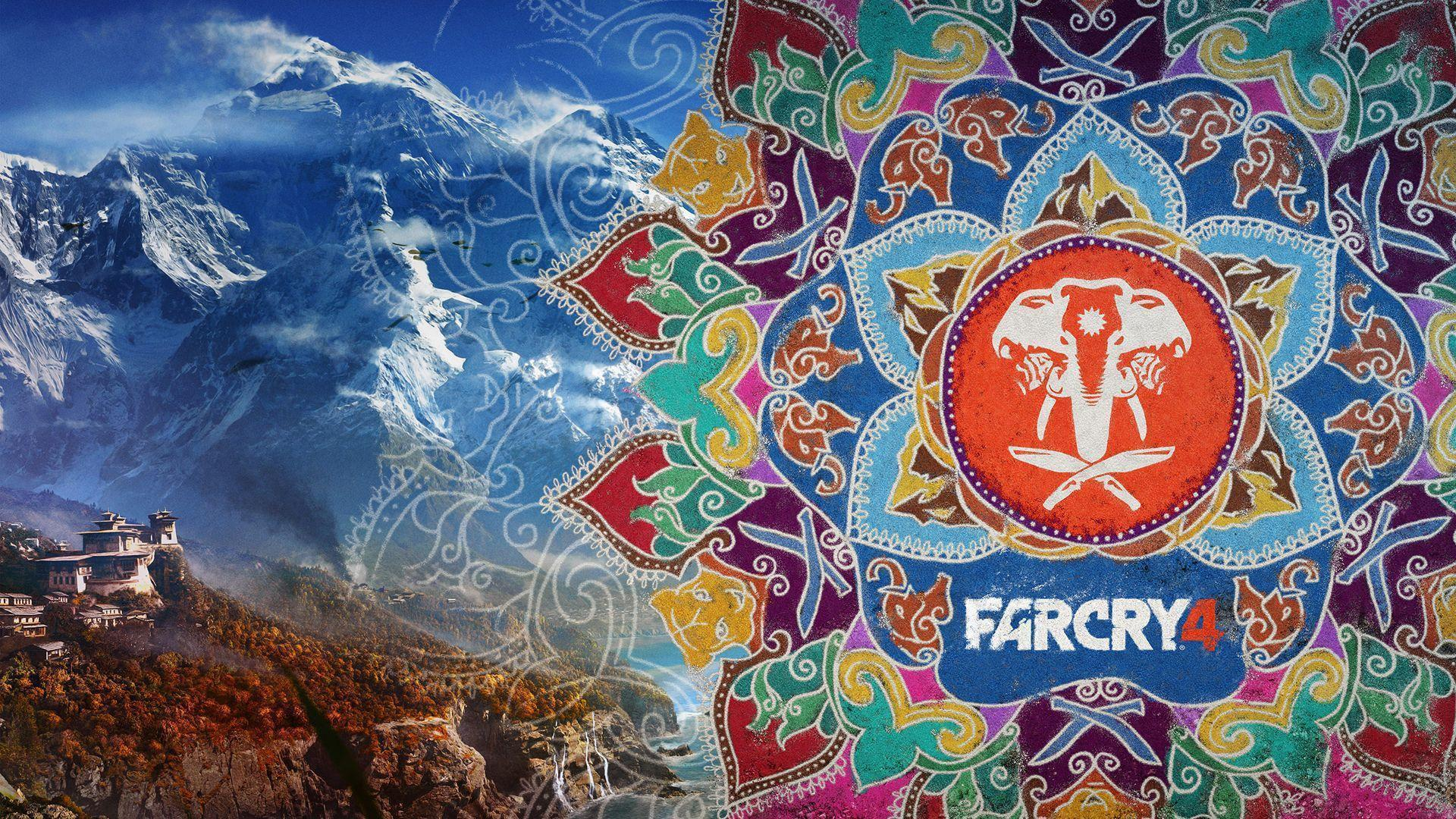 Far Cry 4 Wallpapers Wallpaper Cave
