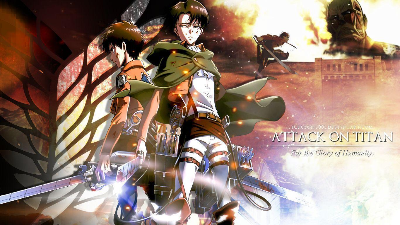 Unduh 56 Koleksi Wallpaper Anime Hd Attack On Titan HD Terbaik