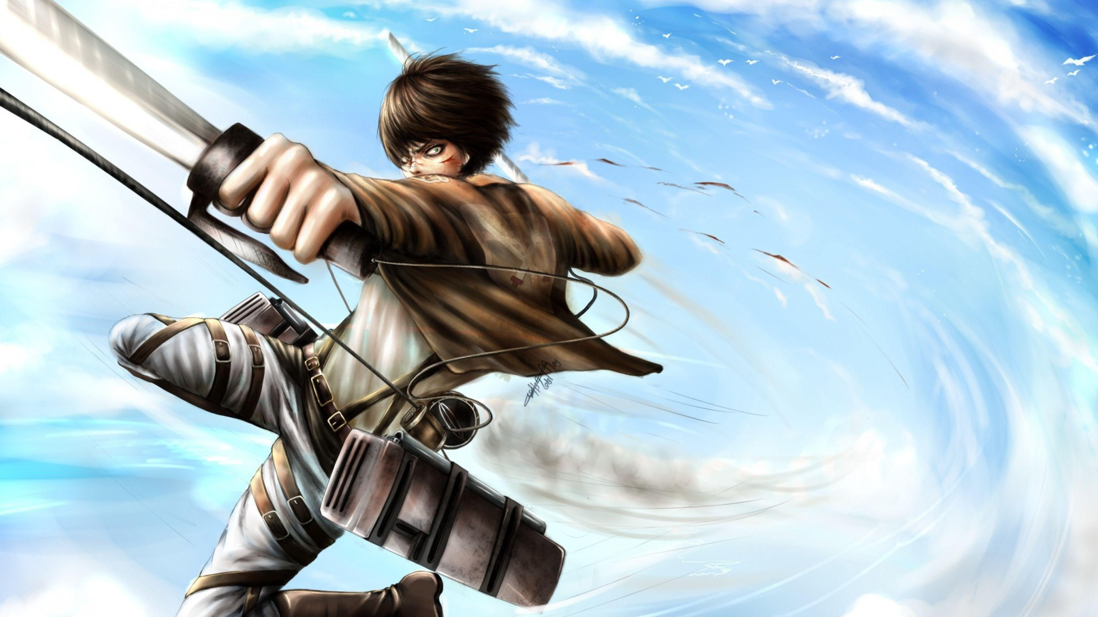 Attack on titan wallpapers wallpaper cave 4k ultra hd attack on titan wallpapers hd desktop backgrounds voltagebd Image collections