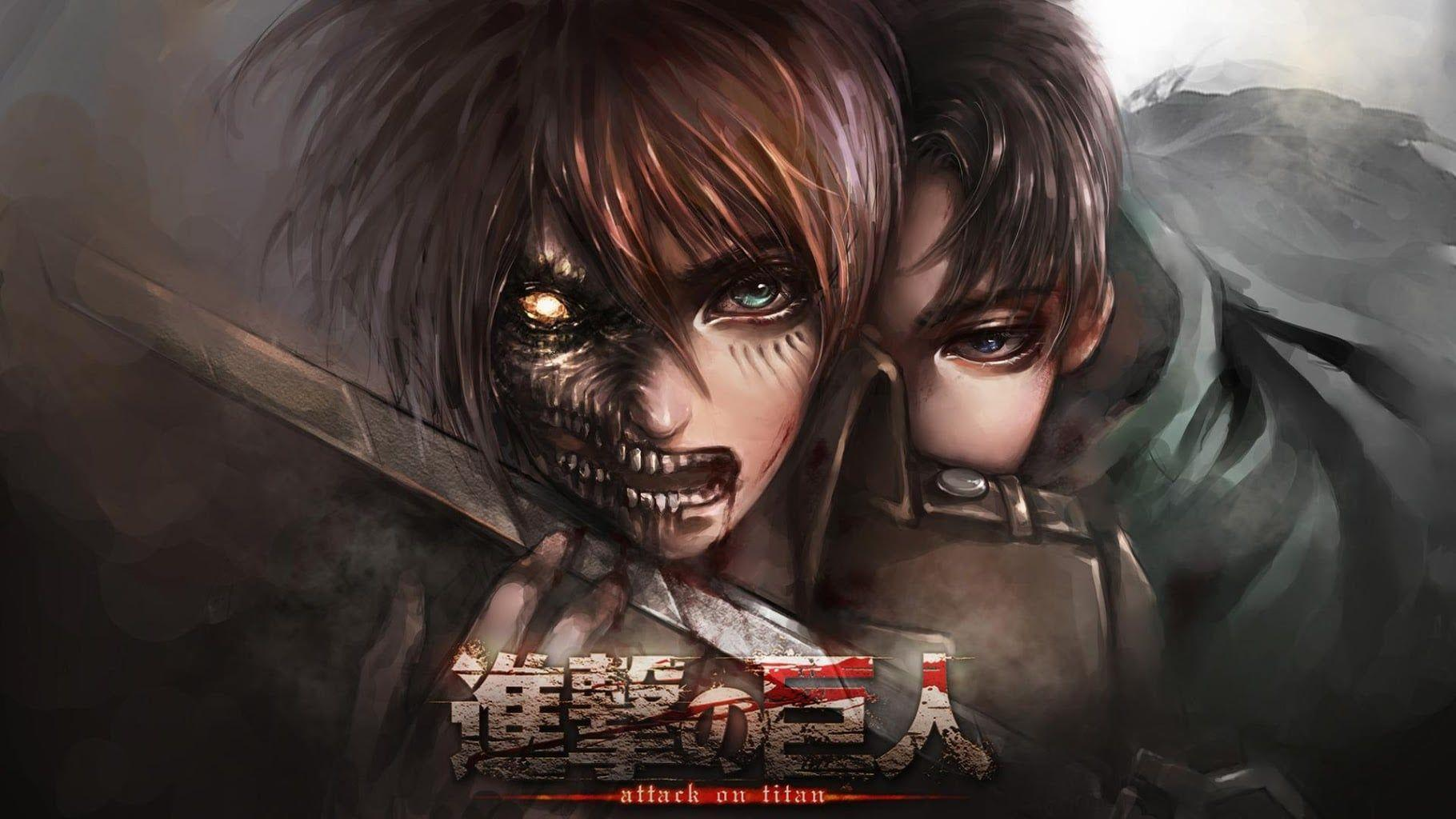 24+ Attack on Titan wallpapers HD Download