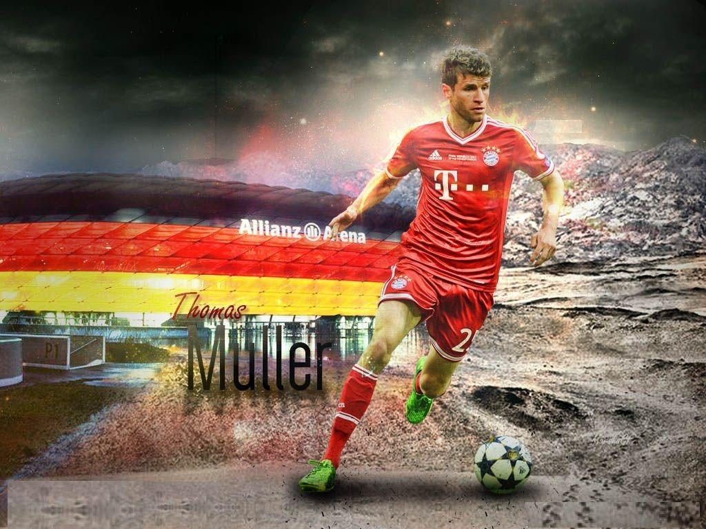 Thomas Müller Wallpapers - Wallpaper Cave