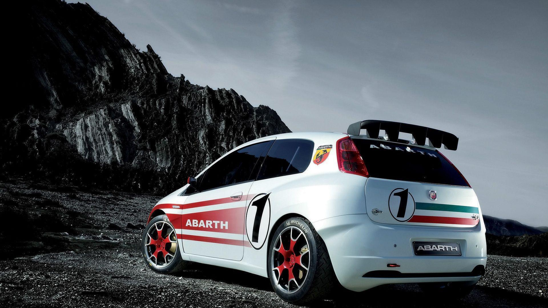 Wallpaper backgrounds for your desktop. All Fiat cars wallpapers ...