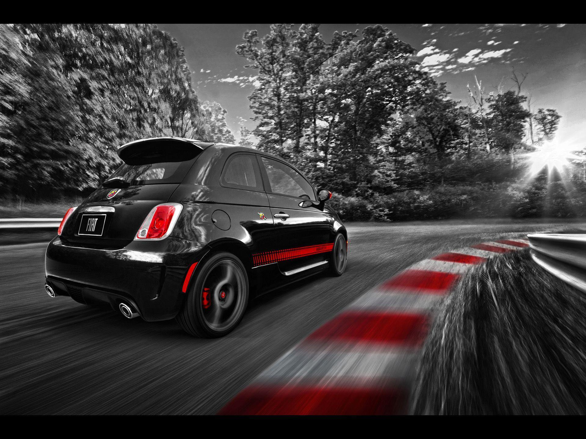 Fiat 500 Wallpapers (29+)