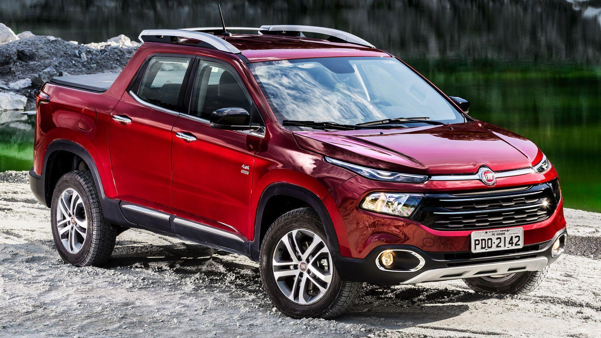 Fiat Toro Volcano (2016) Wallpapers and HD Images - Car Pixel