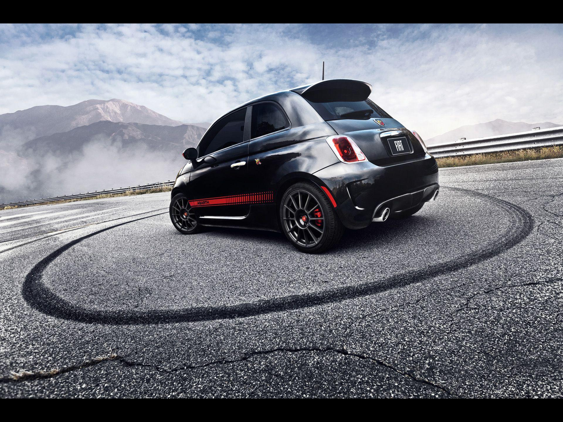 Fiat 500 Abarth Circle wallpapers | Fiat 500 Abarth Circle stock ...