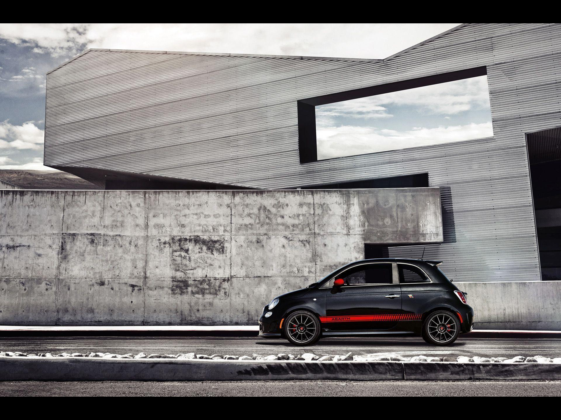 Fiat 500 Abarth Architecture wallpapers | Fiat 500 Abarth ...