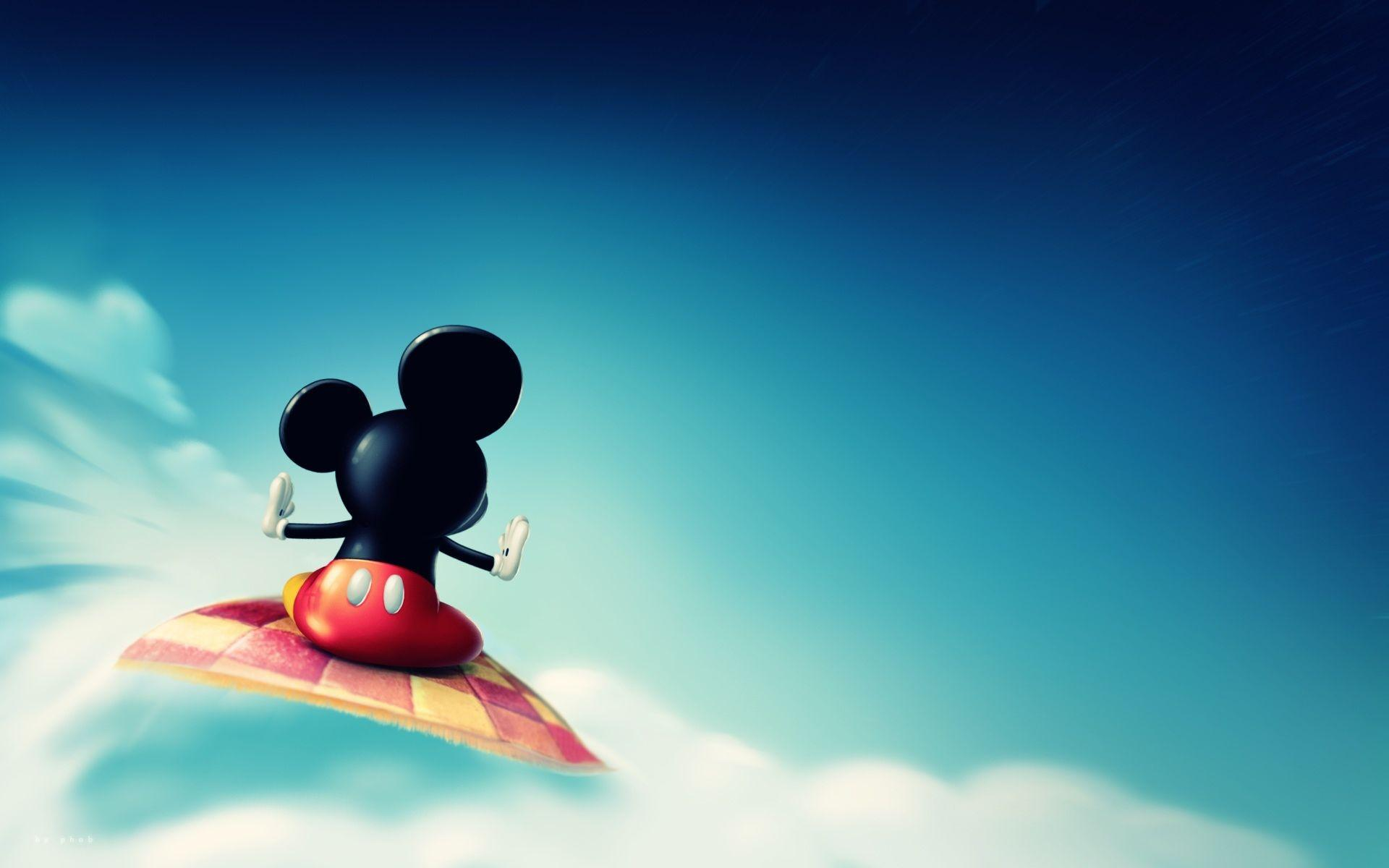 Mickey Mouse Wallpaper For Bedroom Cute Mickey Mouse Wallpapers