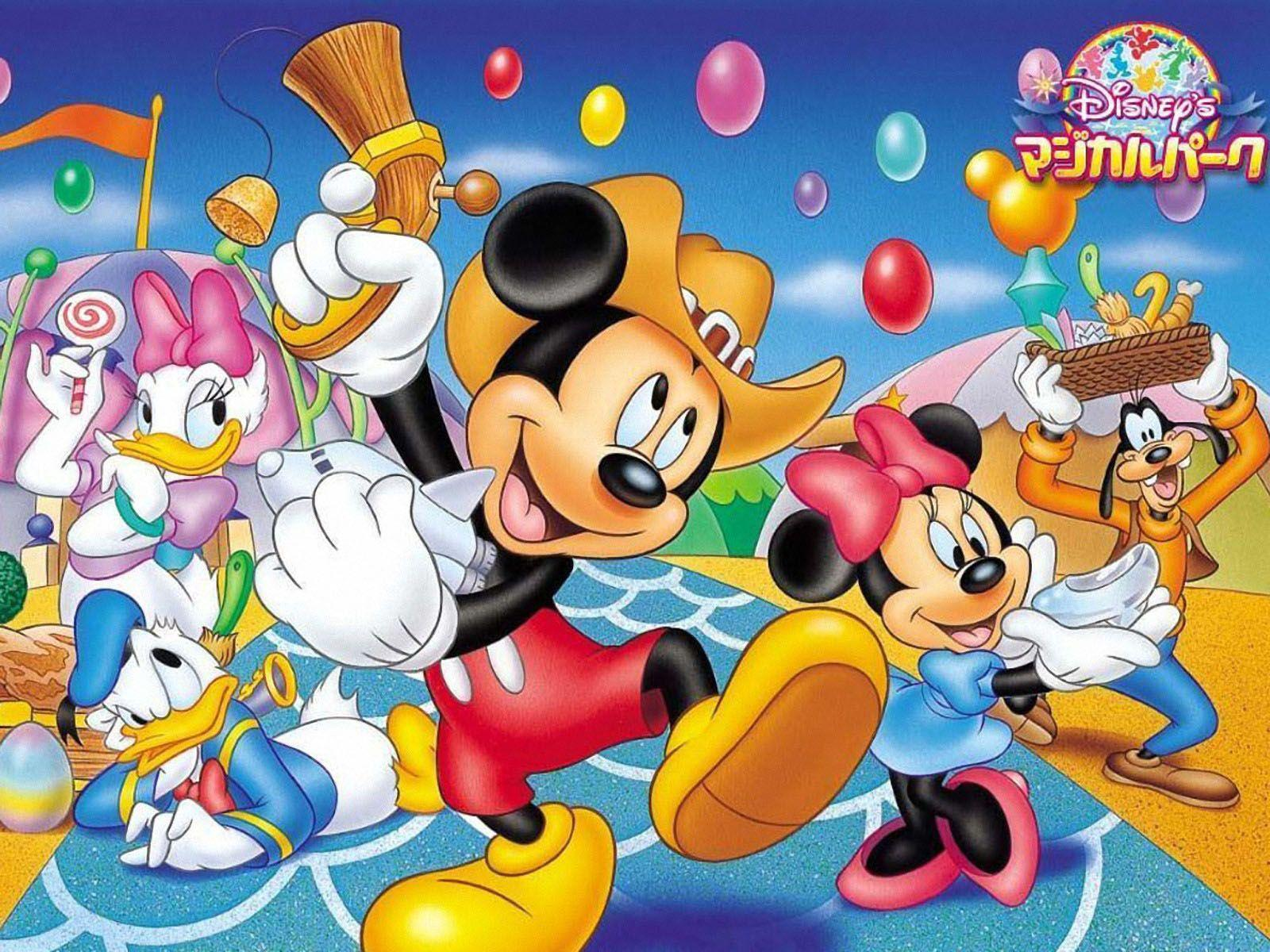 mickey mouse wallpapers free download Wallpapers - Free mickey .
