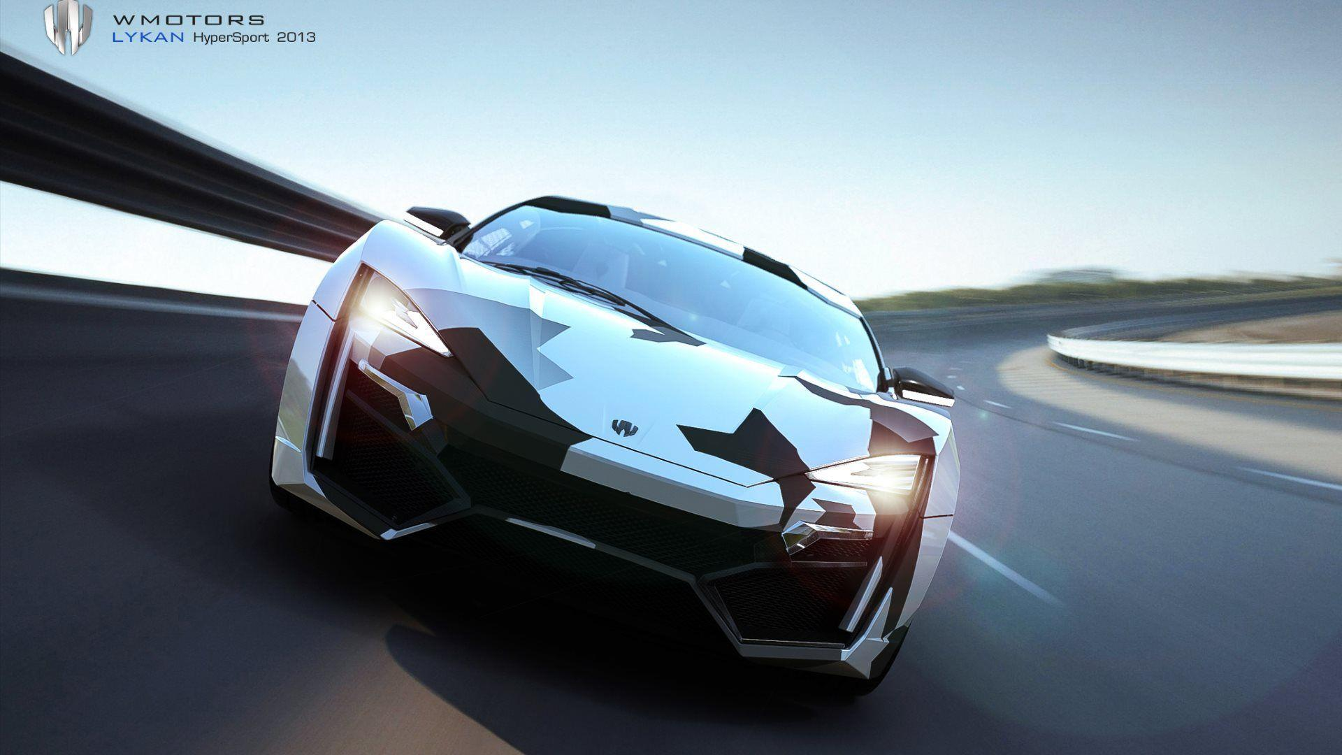 Lycan Hypersport Wallpapers WallsKid