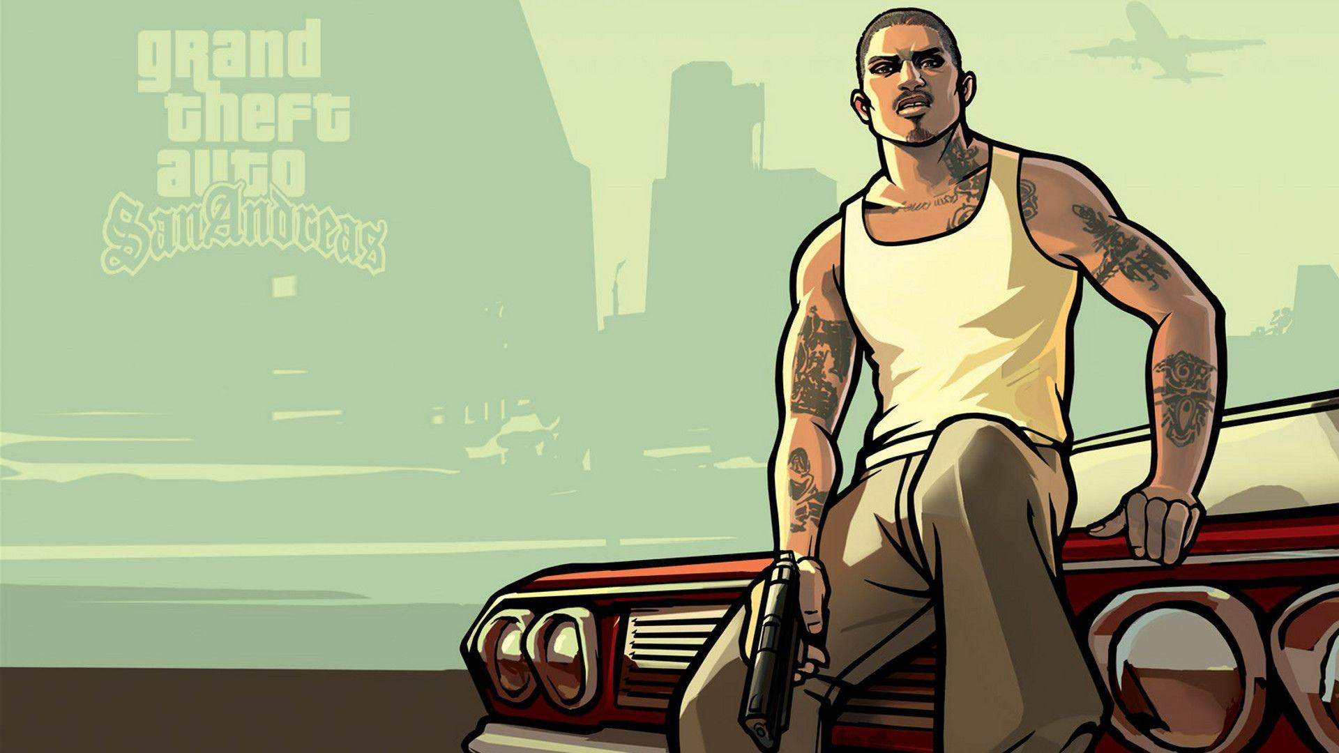 13 Grand Theft Auto San Andreas HD Wallpapers