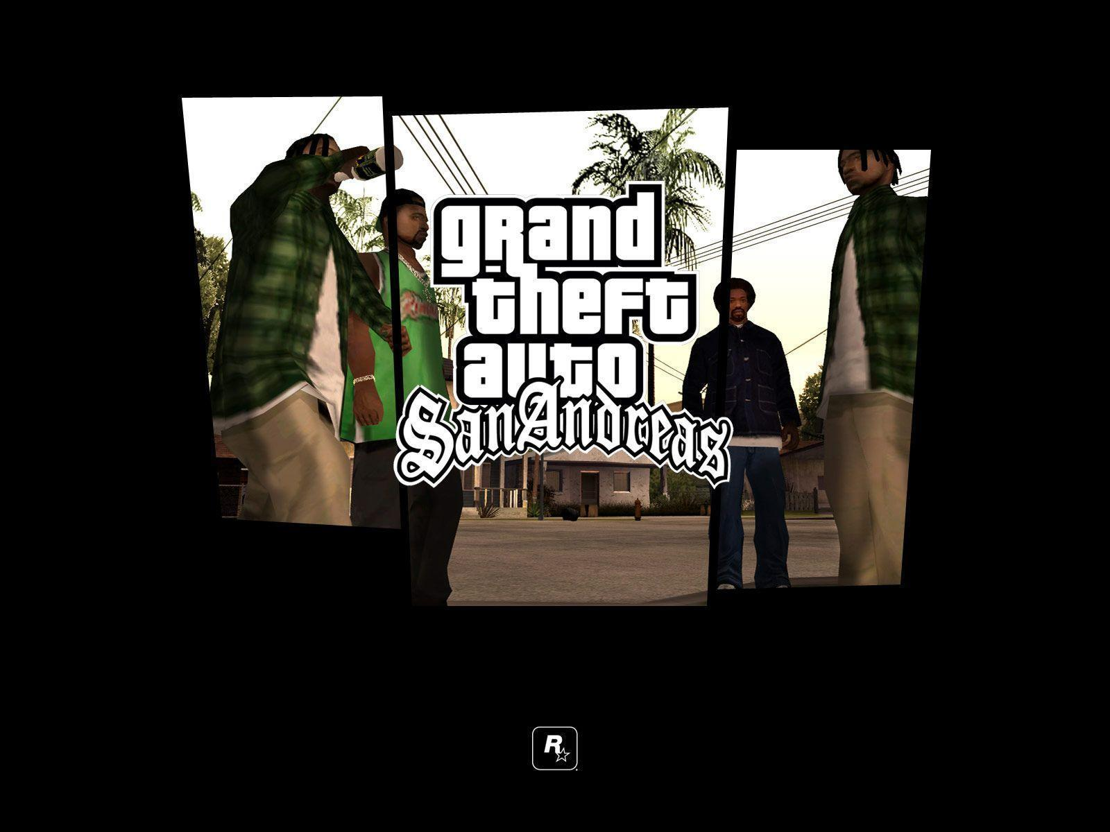 GTA San Andreas Groove Wallpapers