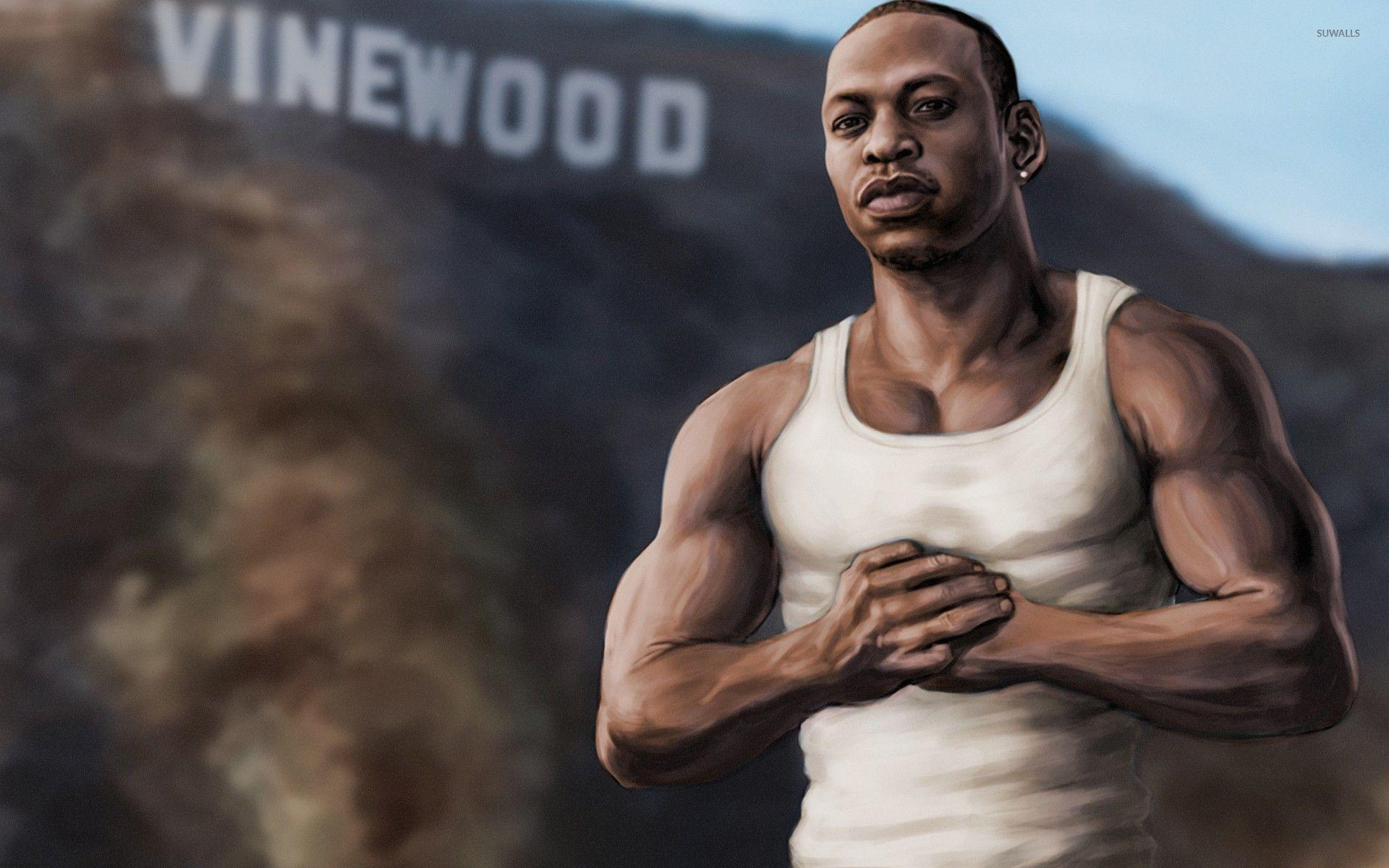 Grand Theft Auto San Andreas Wallpaper Game Wallpapers