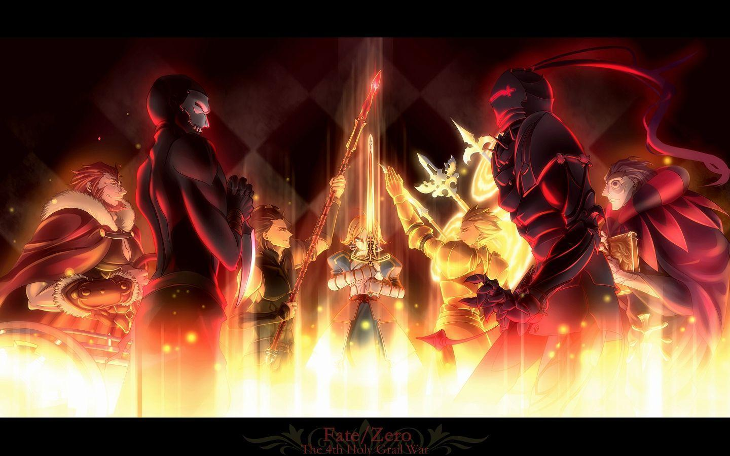 Fate Zero Wallpapers Wallpaper Cave
