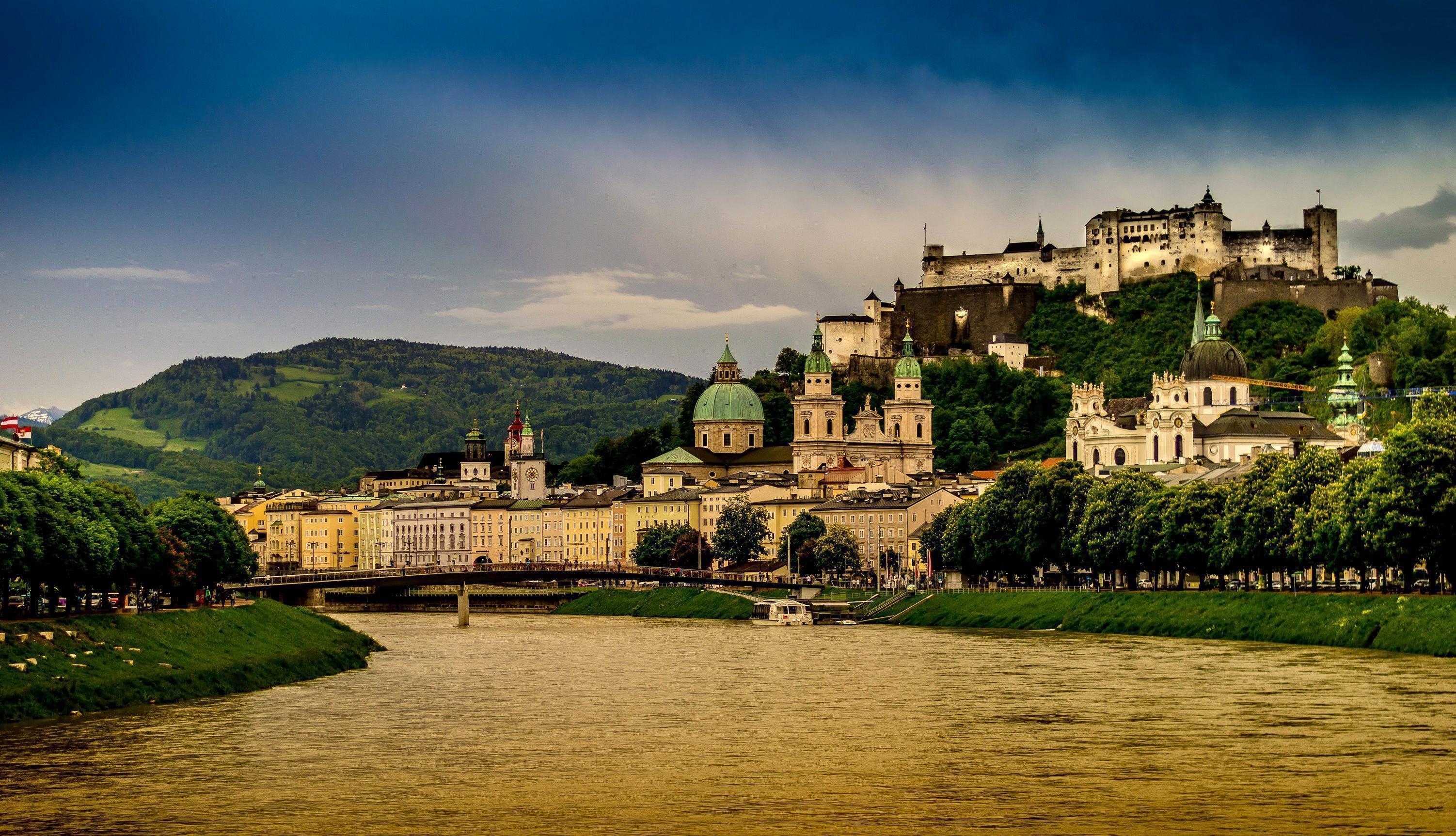 salzburg austria hd windows wallpapers - HD1920×1200