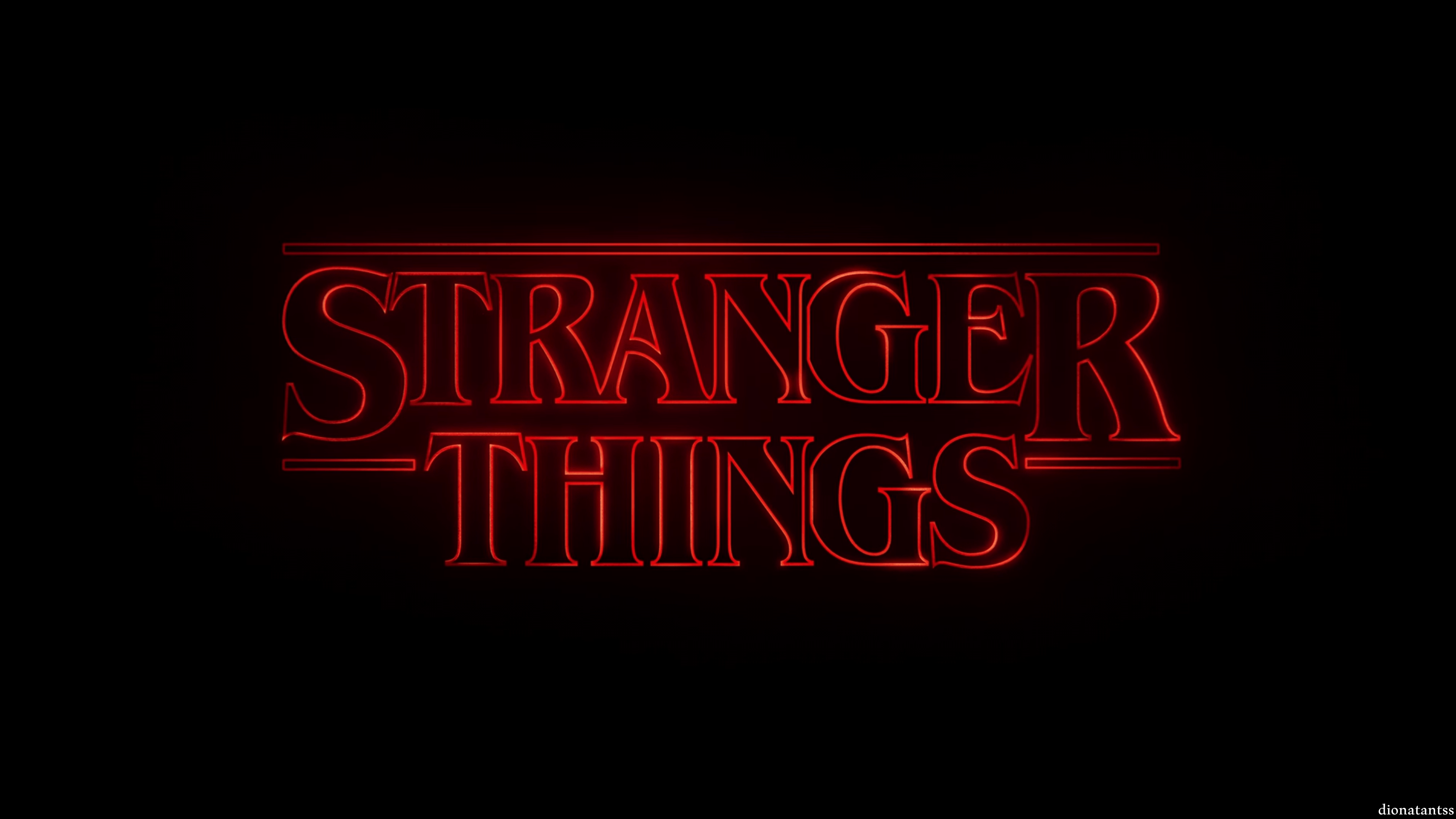 Stranger Things Hd