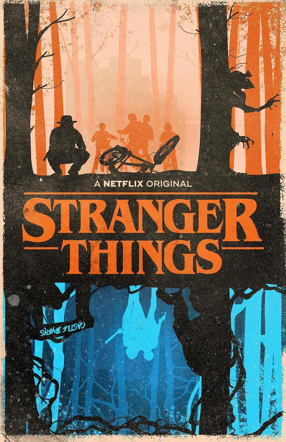 Stranger Things Wallpapers , Wallpaper Cave