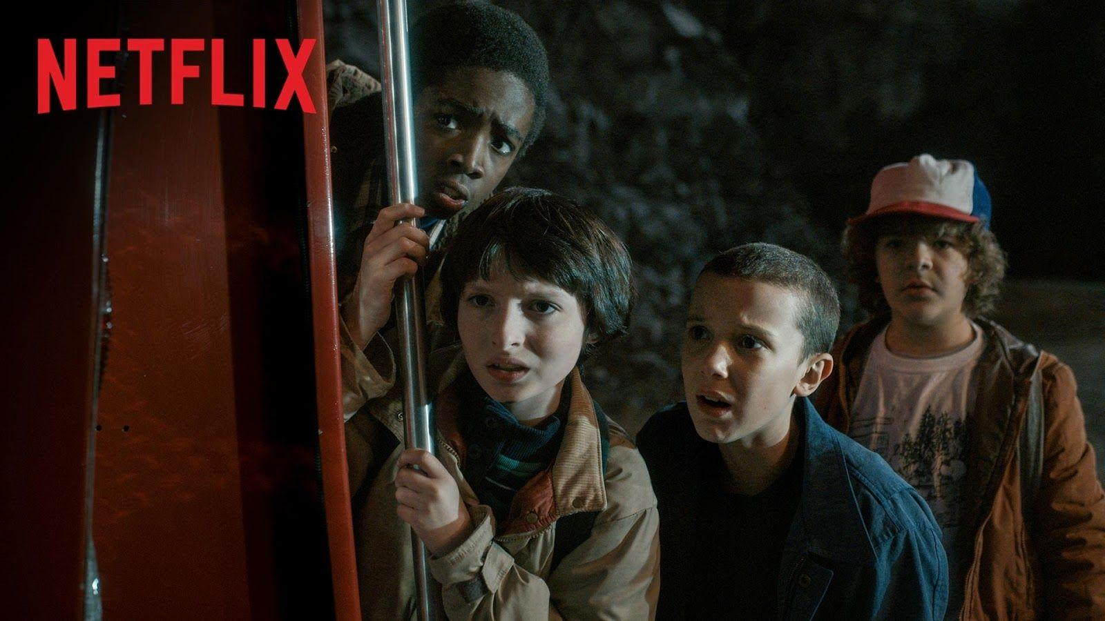Stranger Things 2016 FULL HD WALLPAPERS