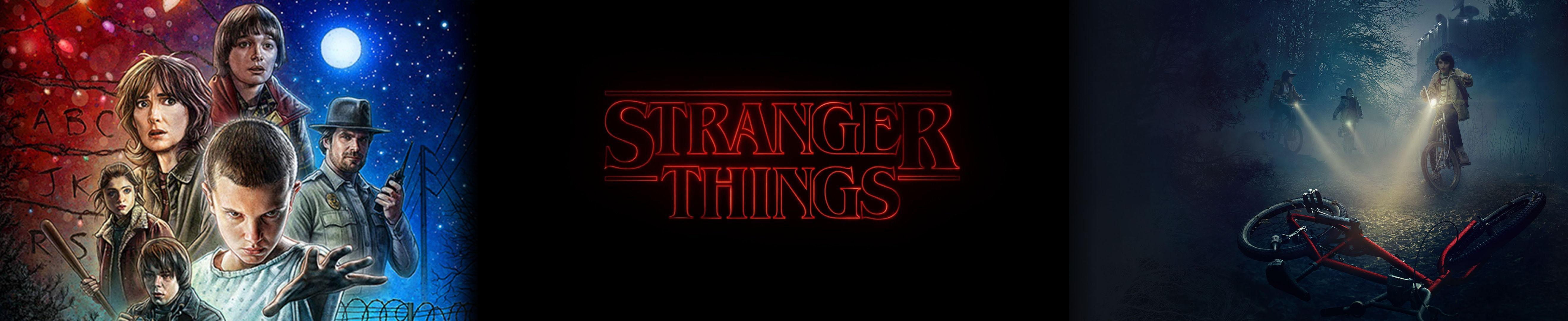 Stranger Things Wallpapers for Triple Monitors : StrangerThings