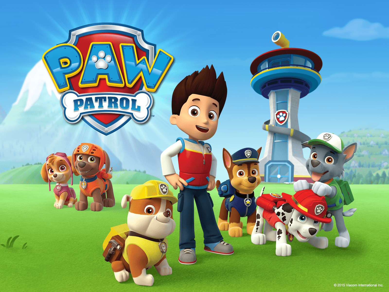 Wallpapers Collection Paw Patrol