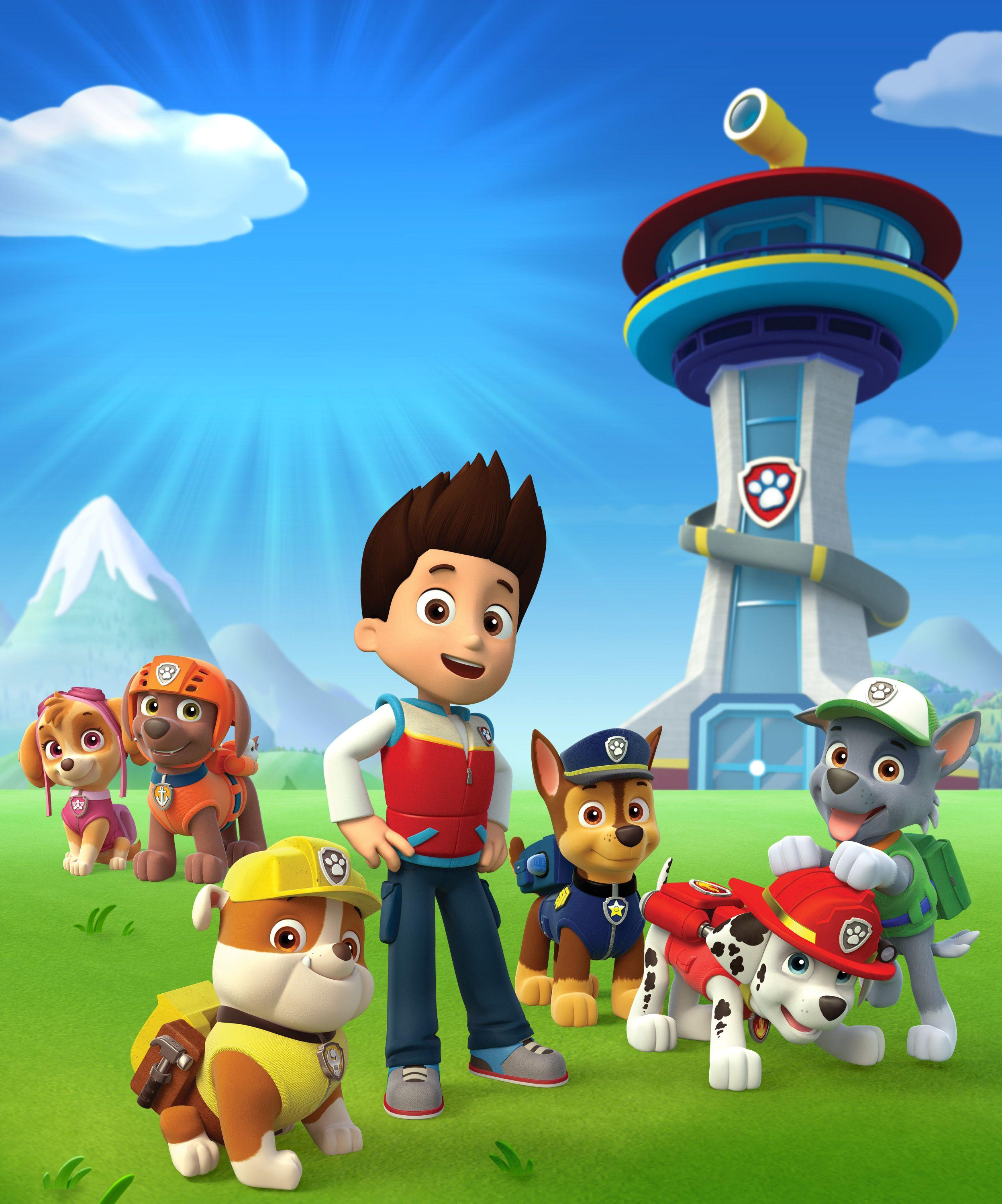 Paw Patrol Wallpapers Wallpaper Cave