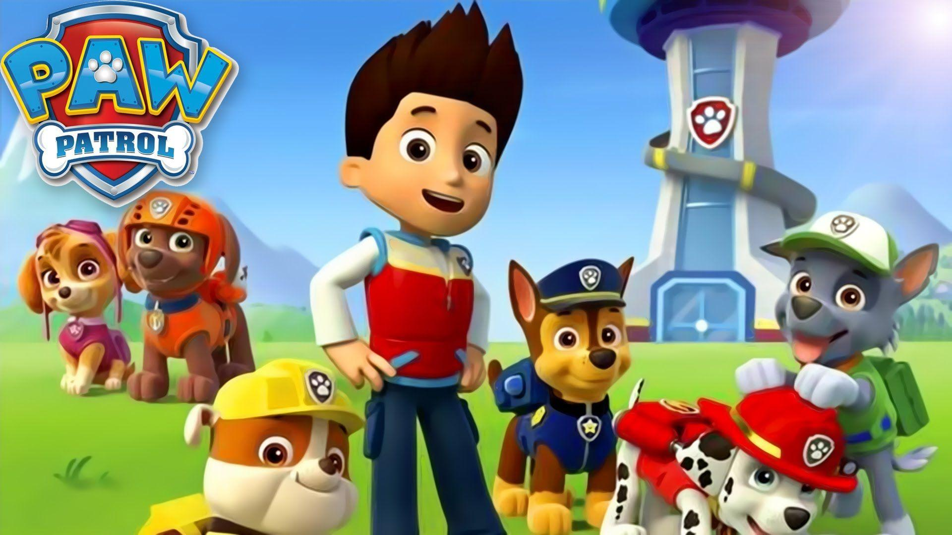 PAW Patrol Rescue Run - Game Episodes 3 in English : Android,iOS .