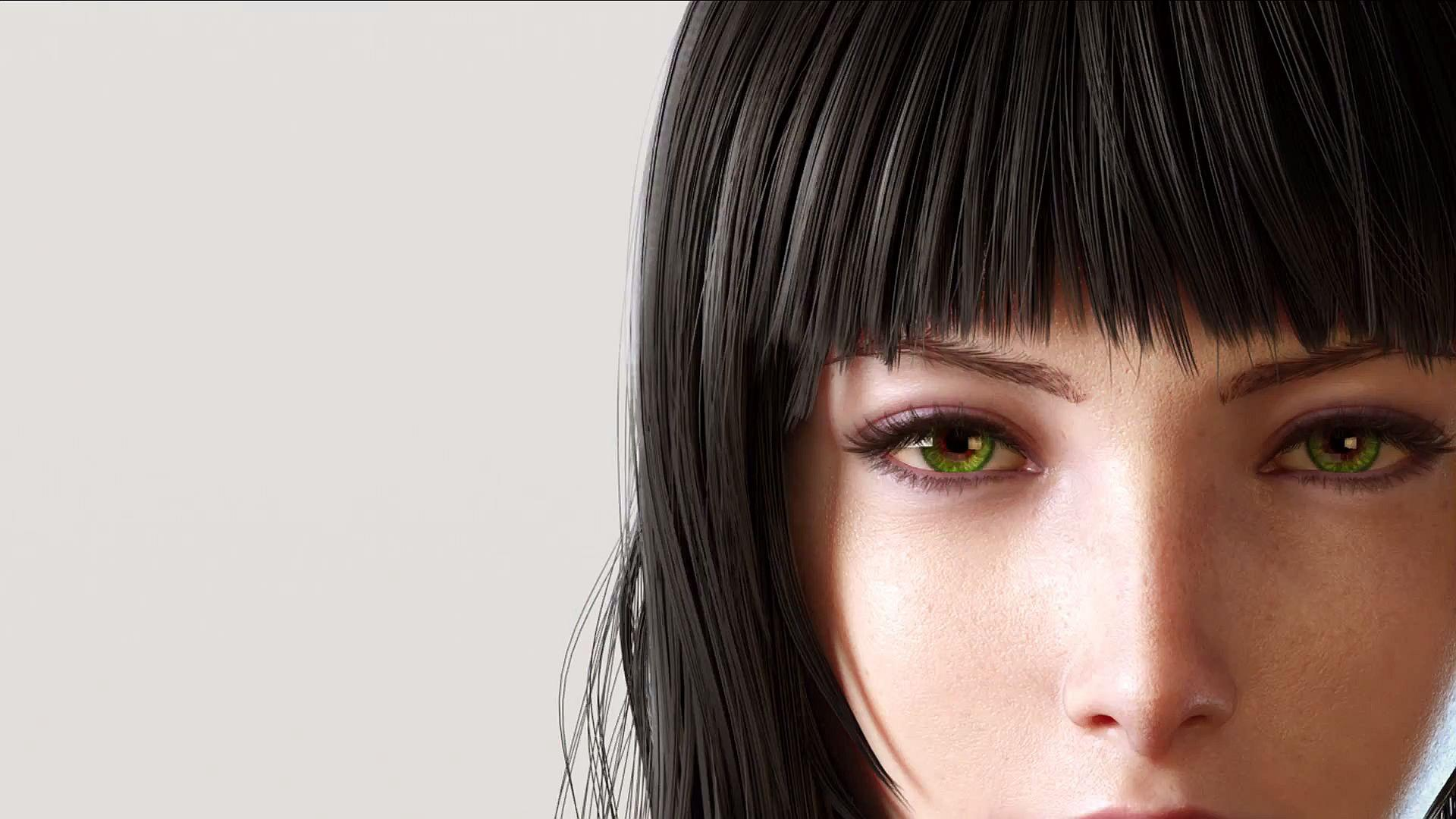 Girl from final fantasy xv Wallpapers