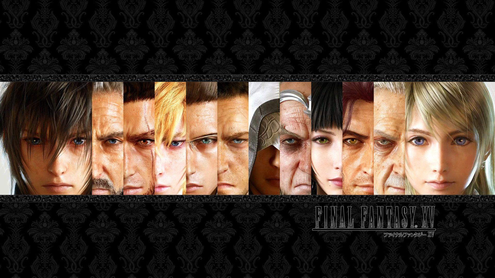 Final Fantasy XV Wallpapers for PC