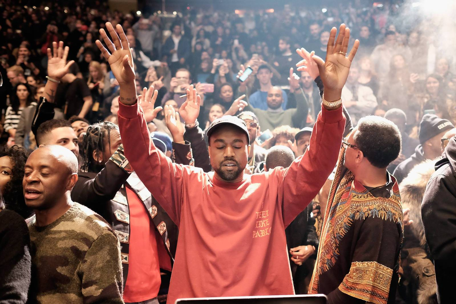TBZ349 HQ Definition Kanye West Wallpaper Wallpapers