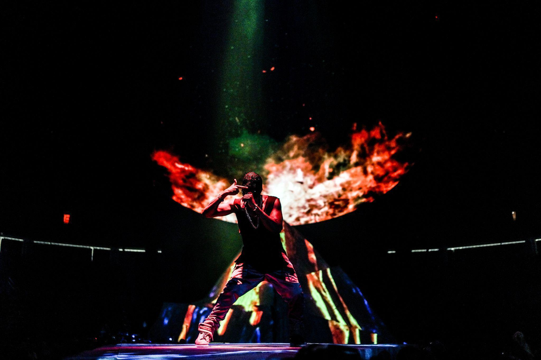 HD YEEZUS Tour Wallpapers (Desktop & Phone) [UPDATED!!] « Kanye ...