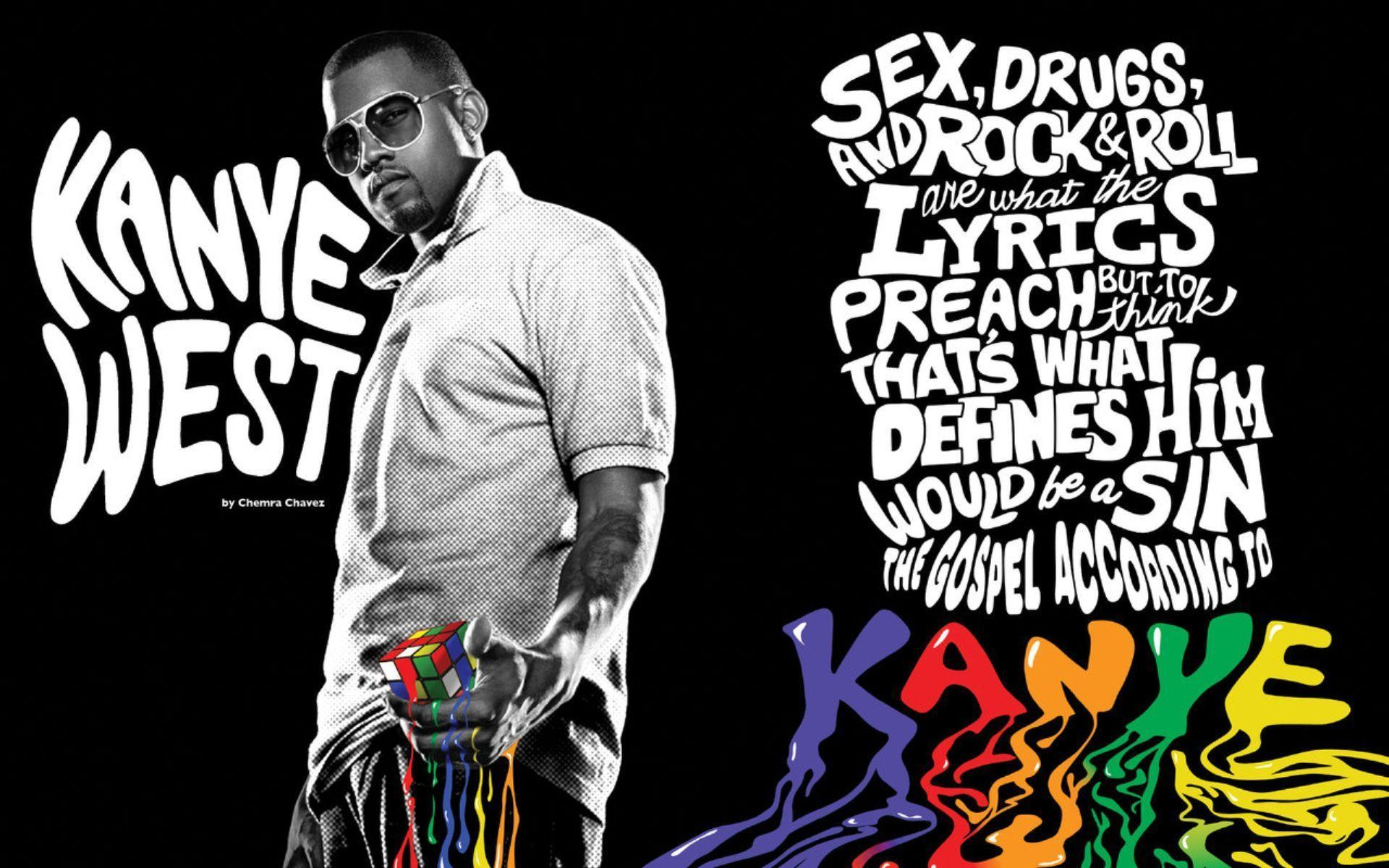 Kanye West Backgrounds | HD Wallpapers, Backgrounds, Images, Art ...