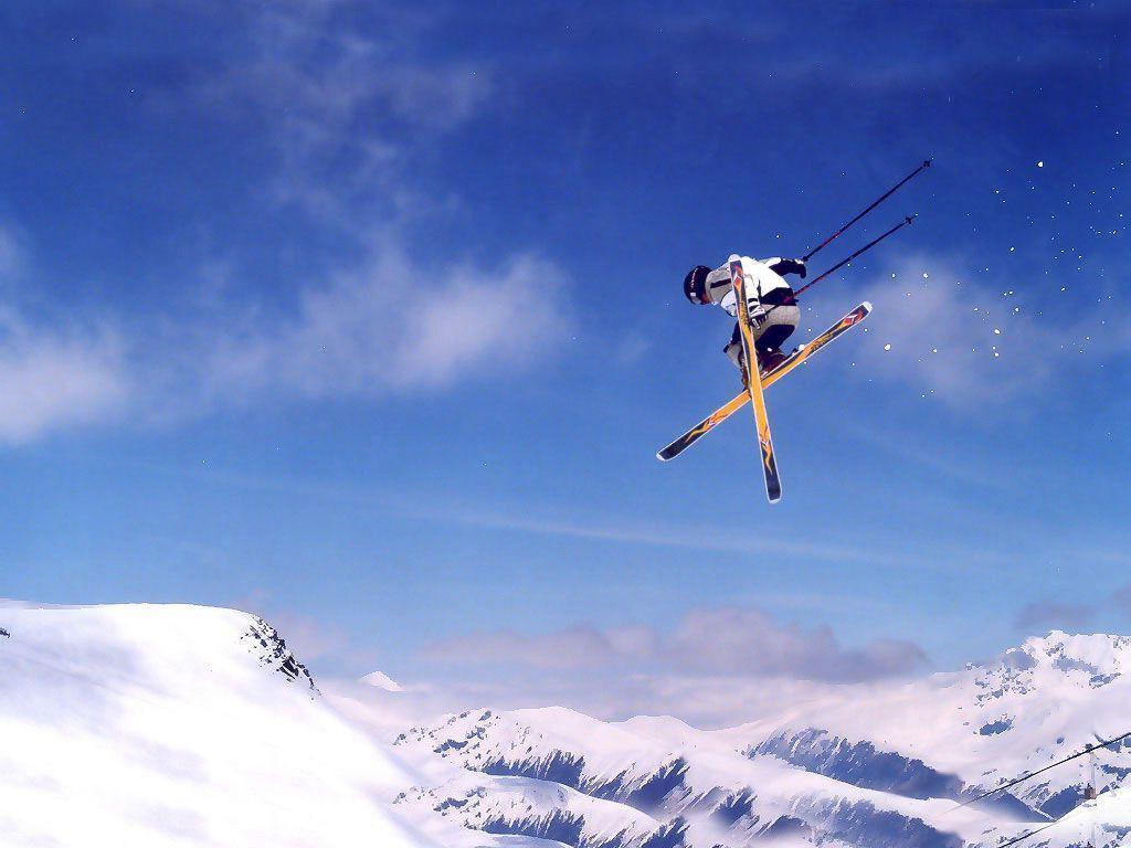 freestyle skiing wallpaper - photo #31