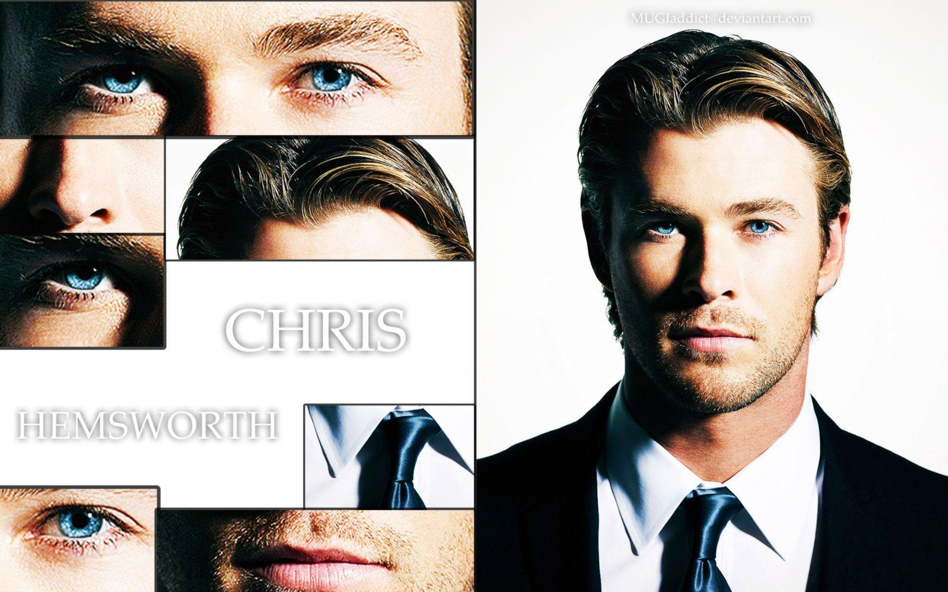 Chris Hemsworth Backgrounds Group
