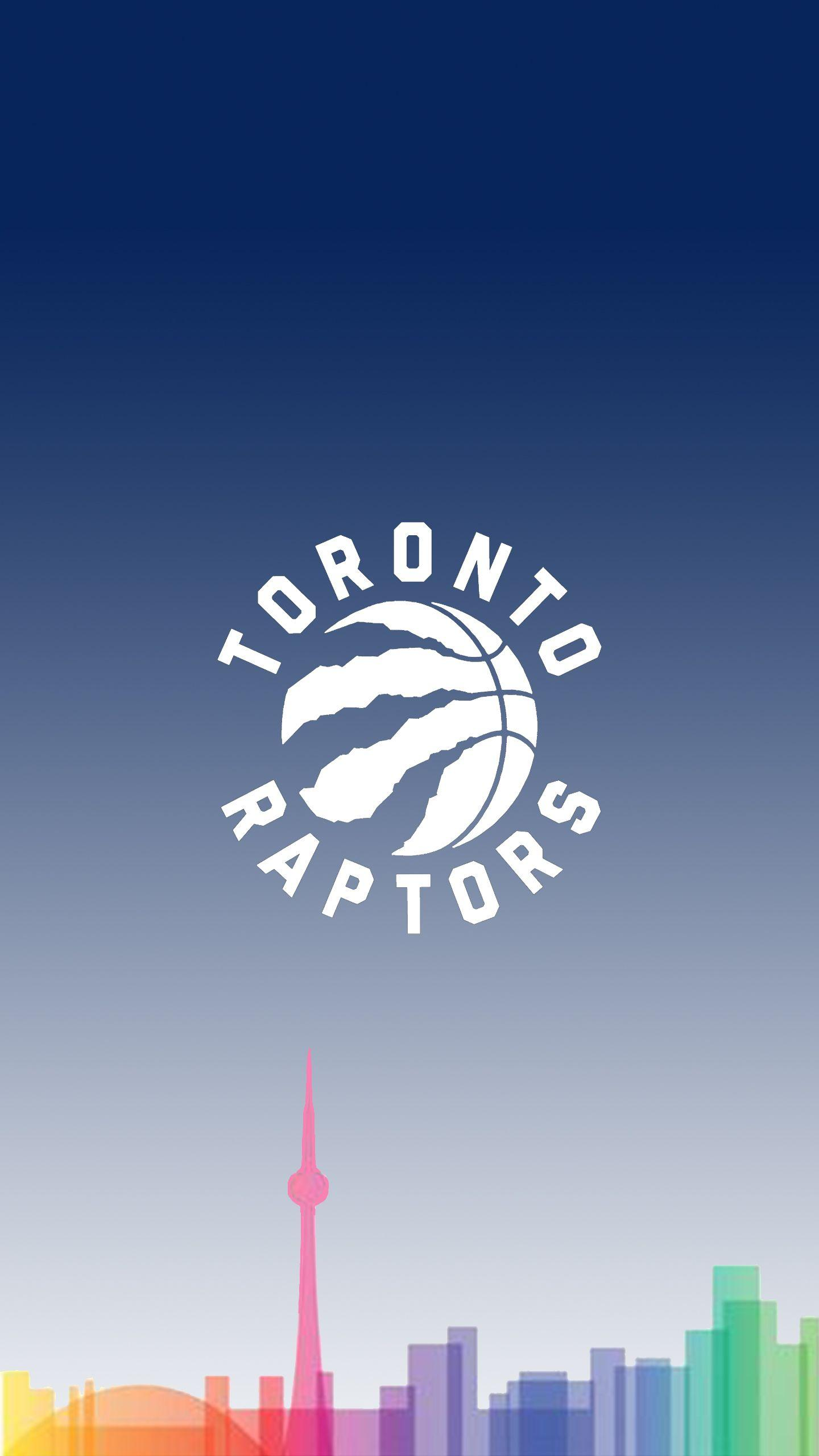 Created Some Toronto Raptors Phone Wallpapers