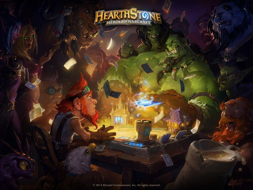 Hearthstone Wallpapers - Wallpaper Cave